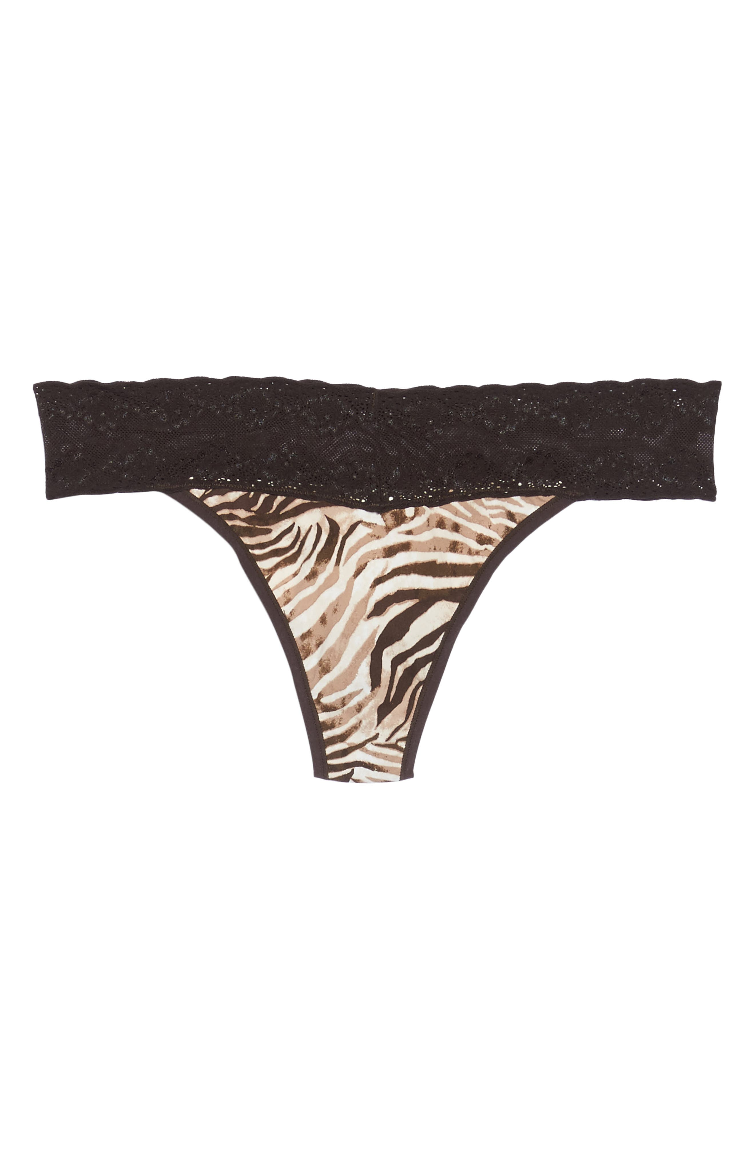 Bliss Perfection Thong,                             Alternate thumbnail 392, color,