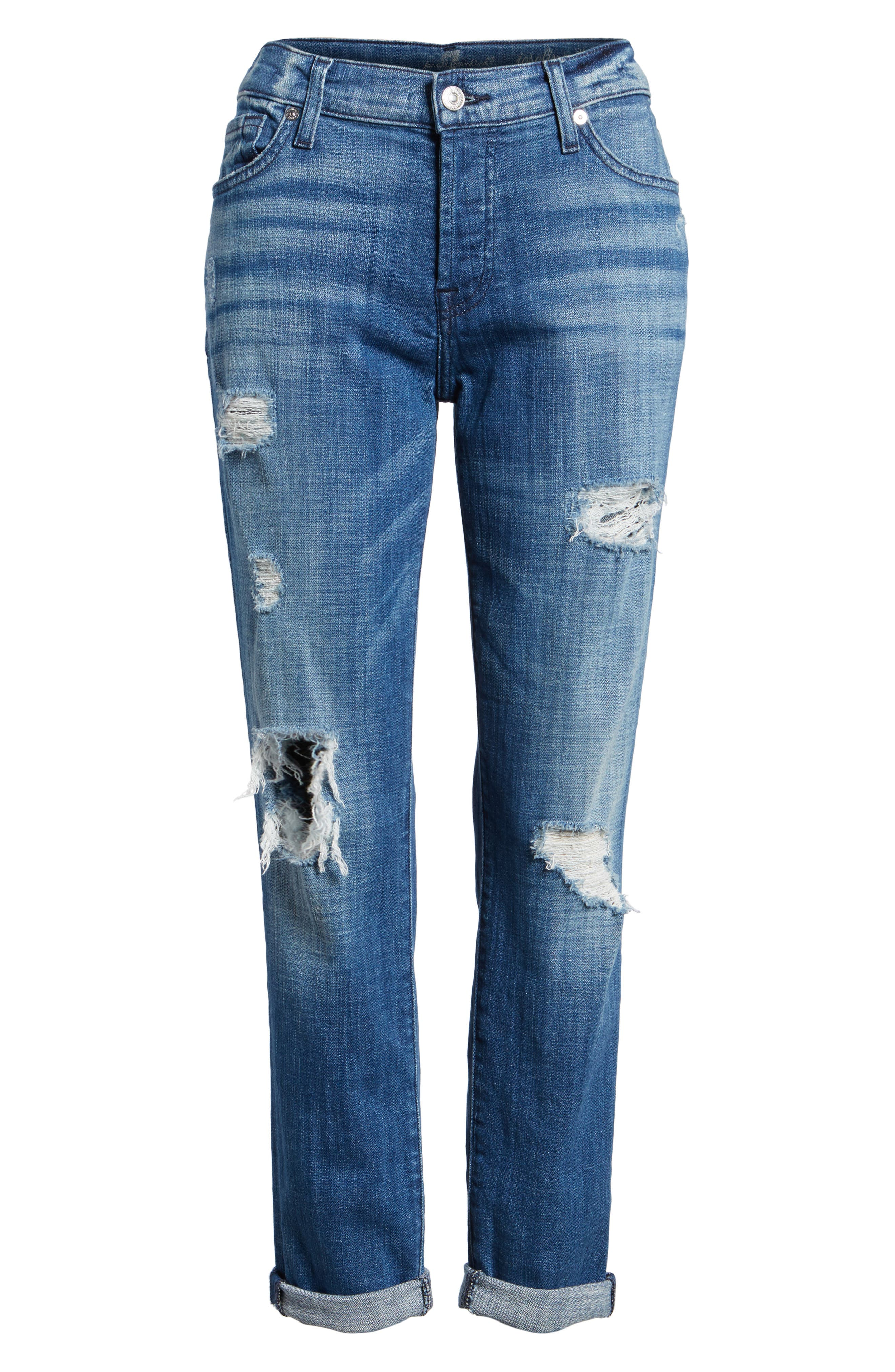 Josefina Boyfriend Jeans,                             Alternate thumbnail 49, color,