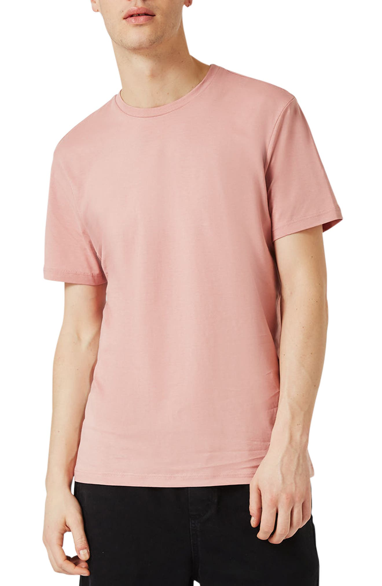 Slim Fit Crewneck T-Shirt,                             Main thumbnail 88, color,