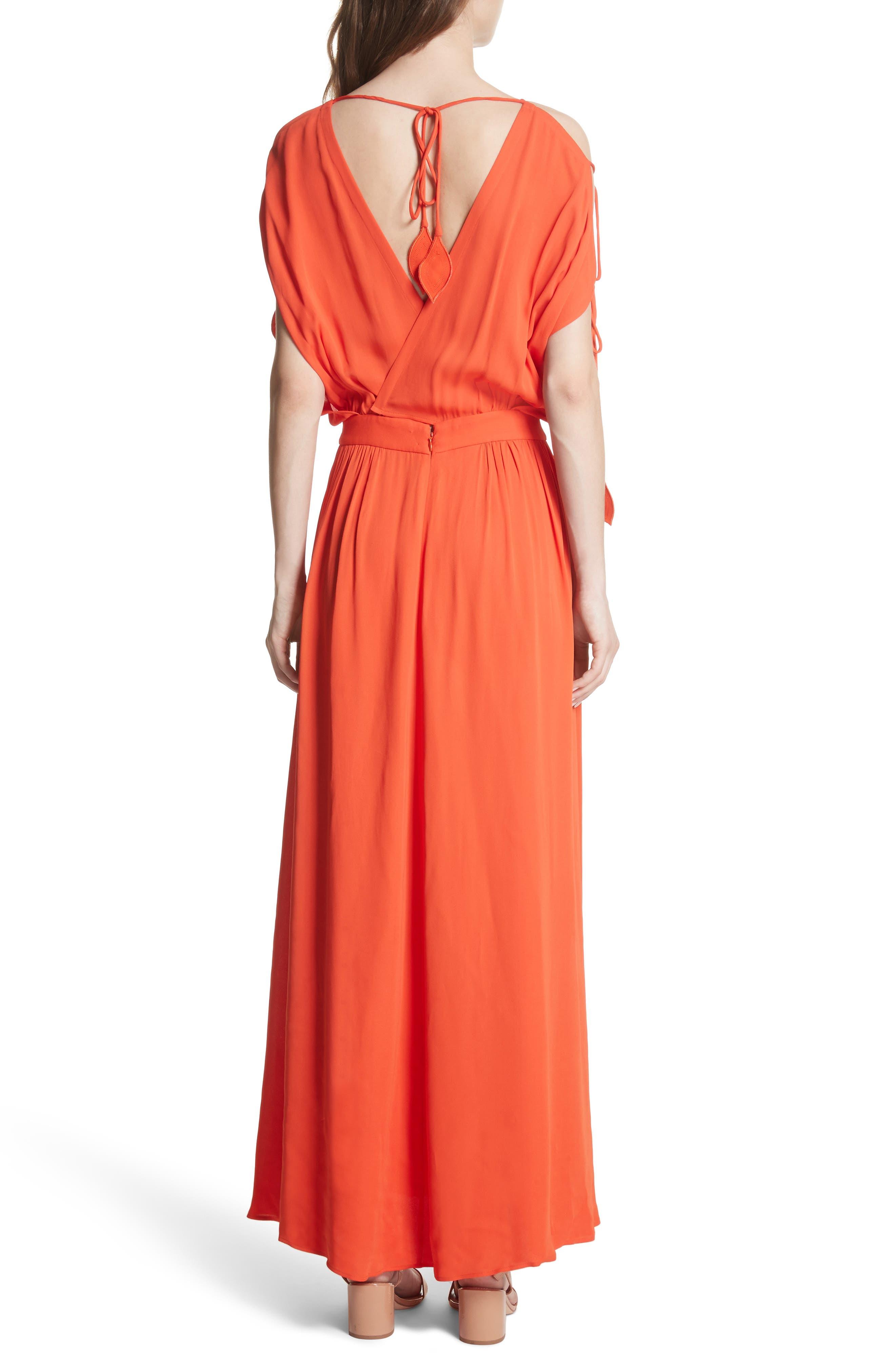 Evalene Maxi Dress,                             Alternate thumbnail 2, color,                             614