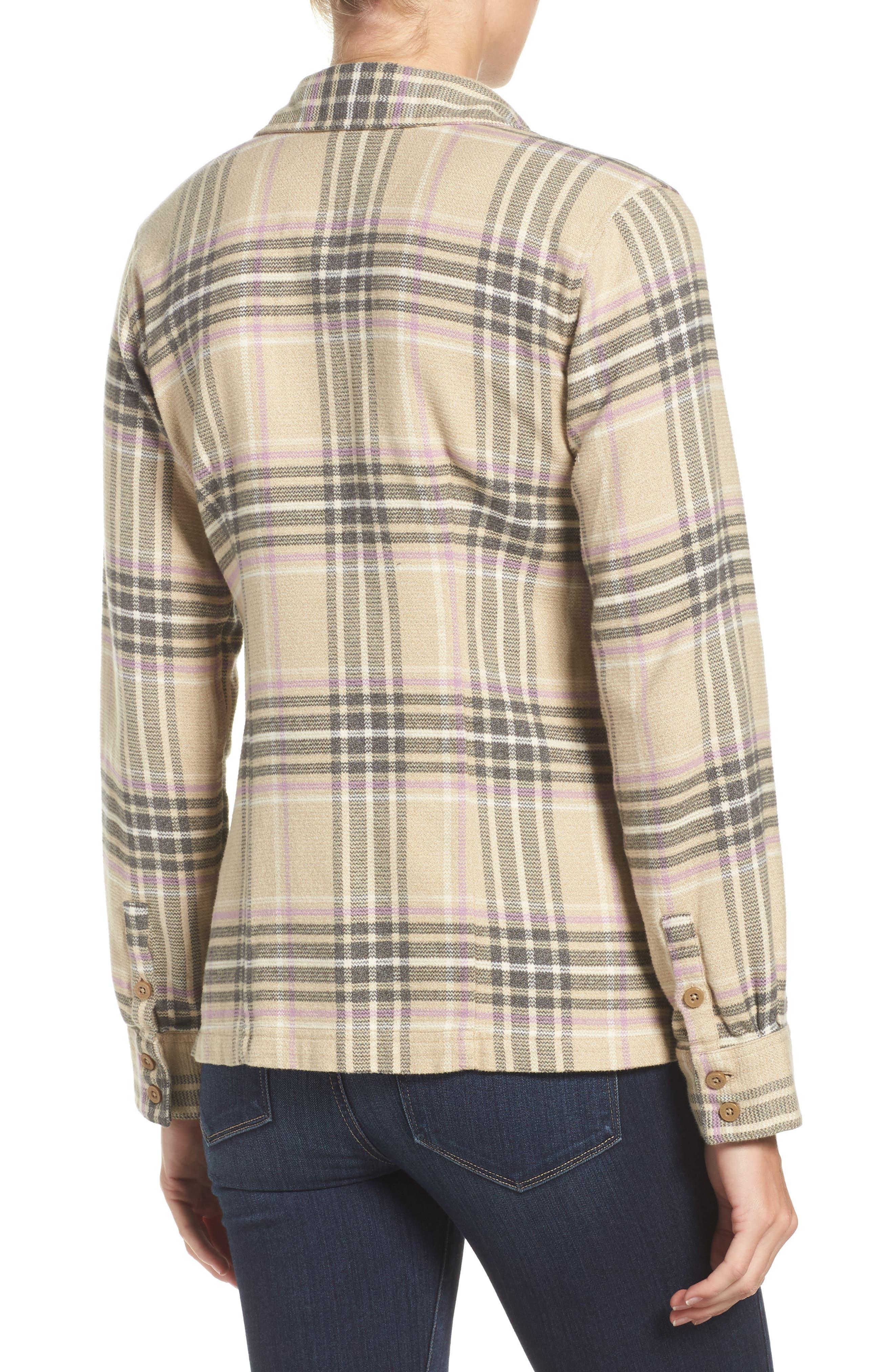 'Fjord' Flannel Shirt,                             Alternate thumbnail 26, color,