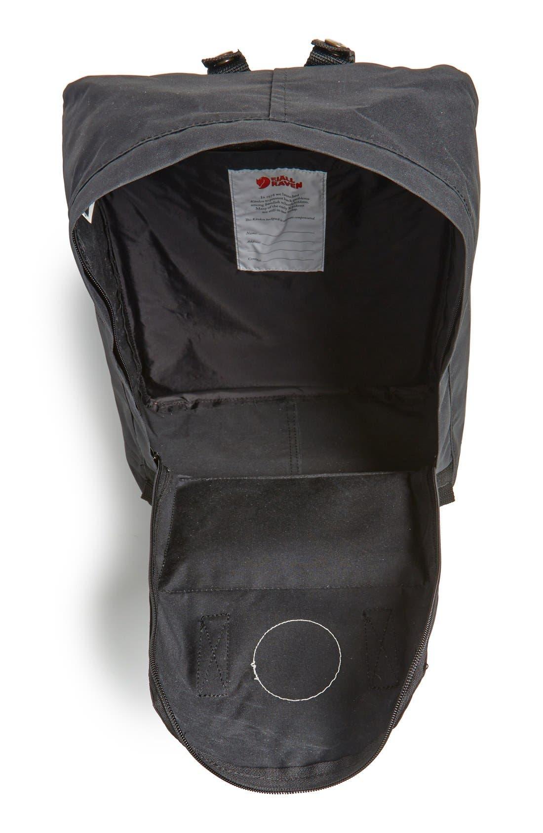 'Kånken' Water Resistant Backpack,                             Alternate thumbnail 97, color,