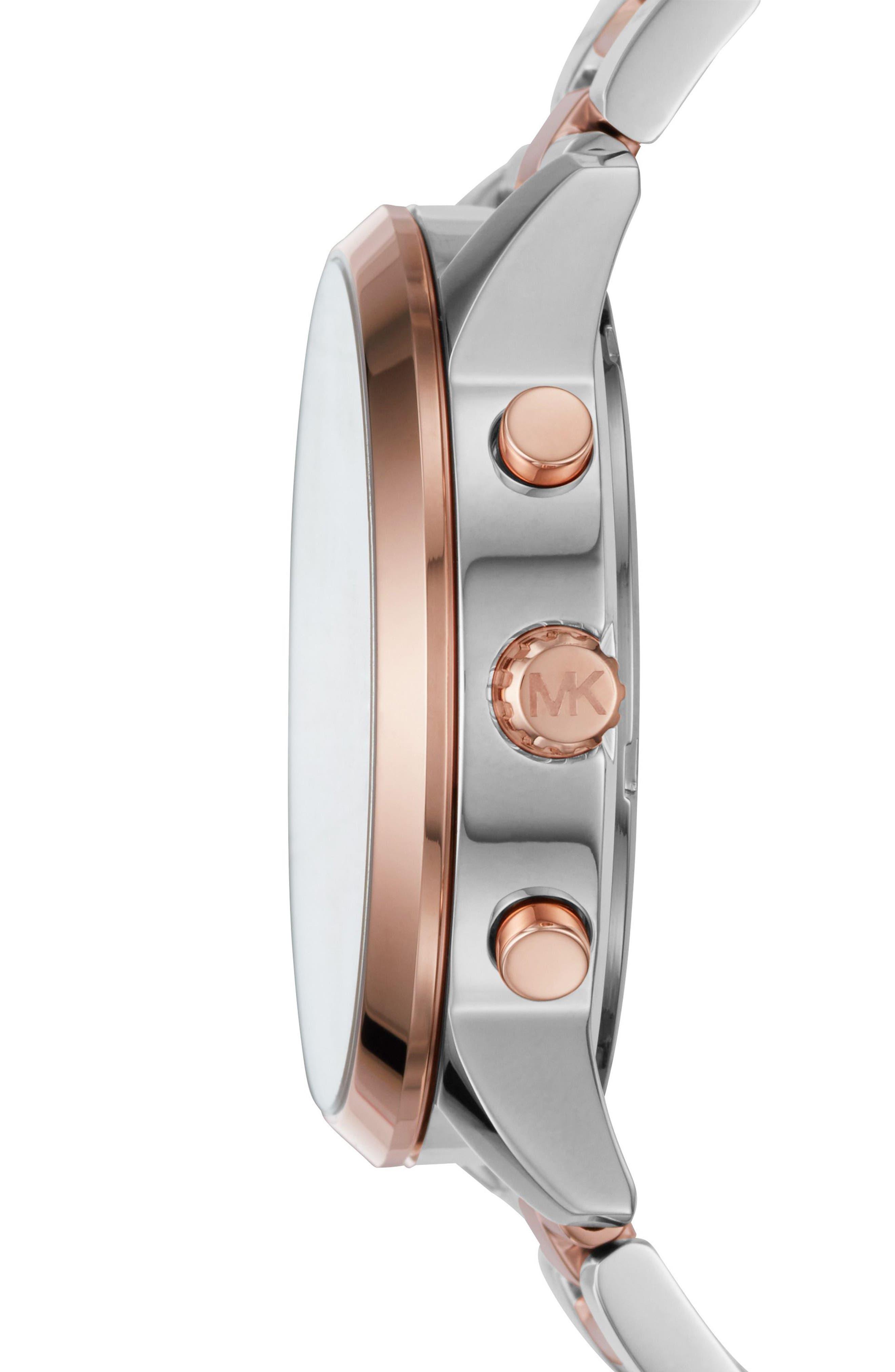 Slater Chronograph Bracelet Watch, 40mm,                             Alternate thumbnail 2, color,                             040