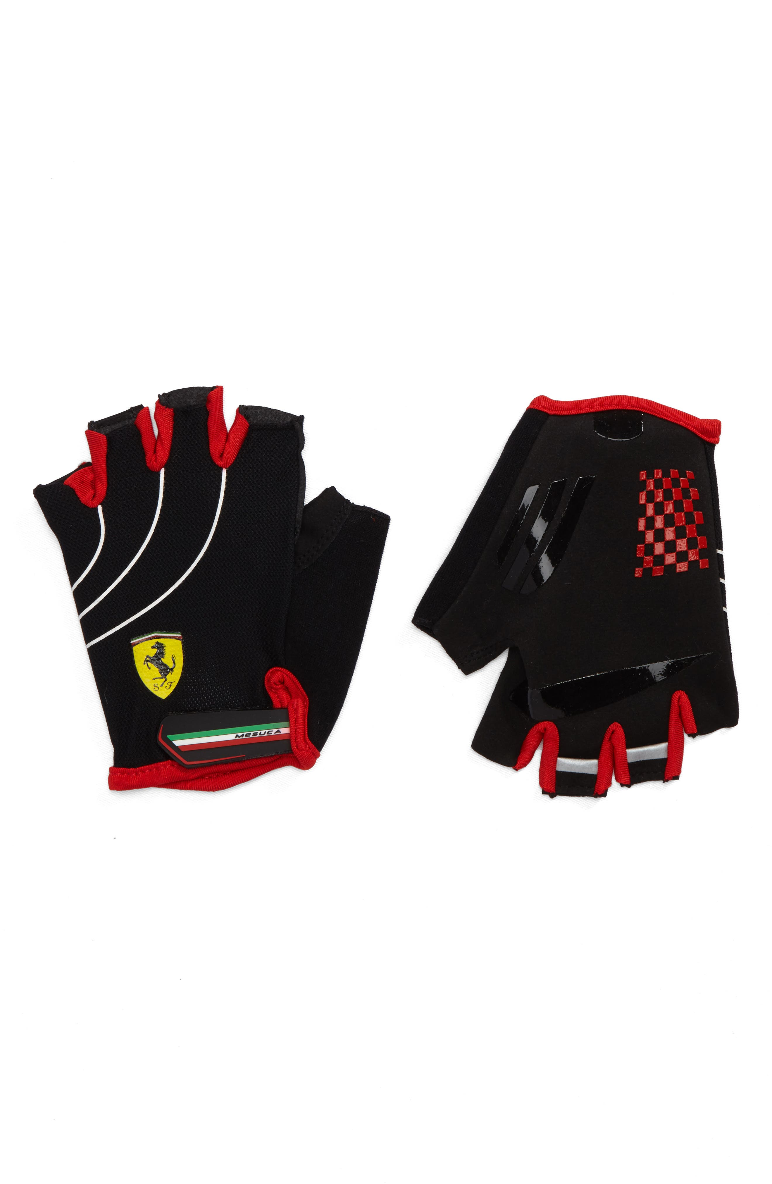 Sport Fingerless Gloves,                         Main,                         color, MULTI