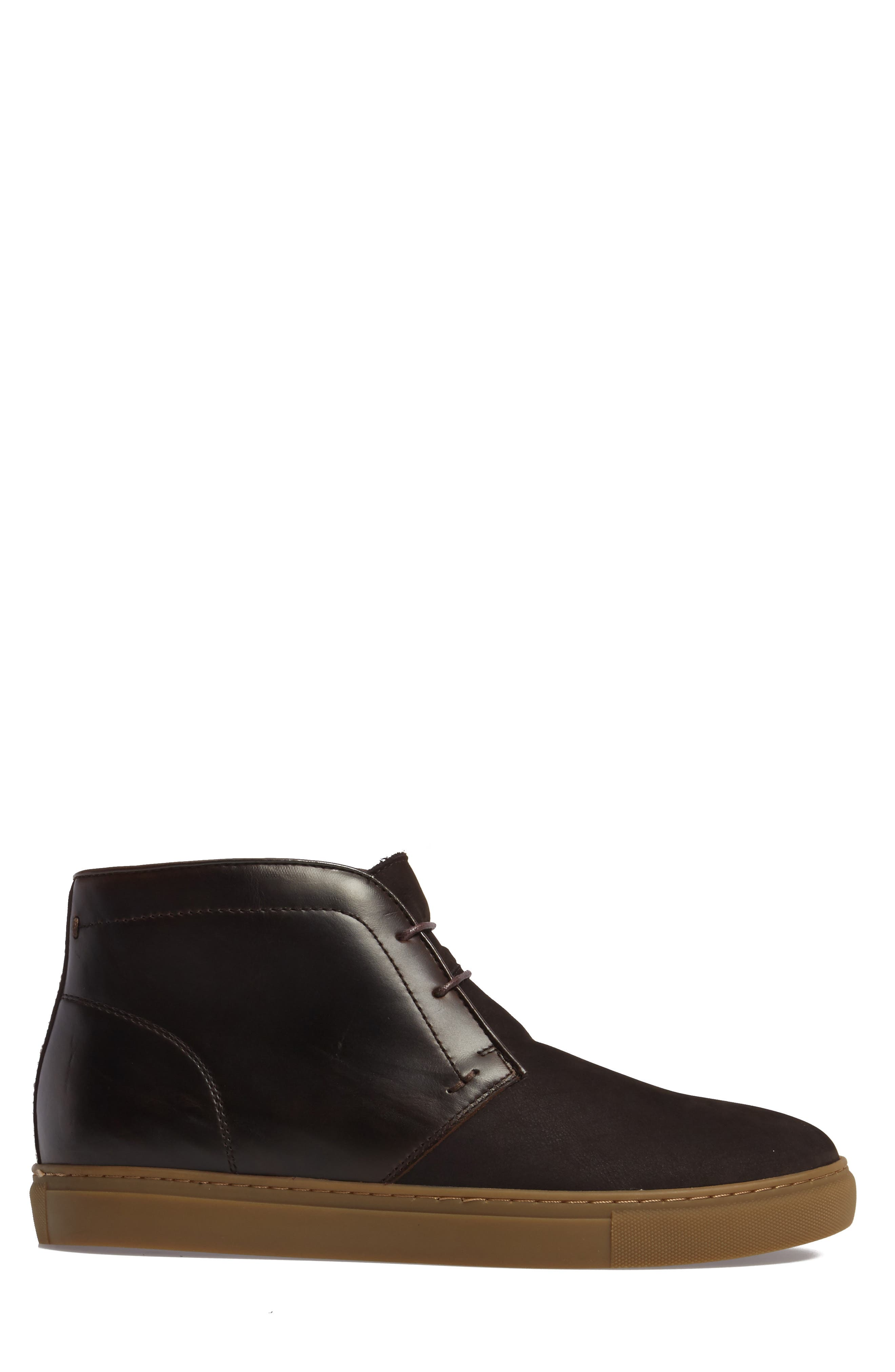 Laxey Mid Sneaker,                             Alternate thumbnail 6, color,