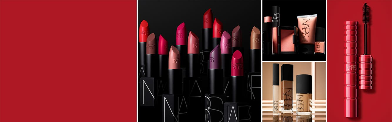 NARS: a beauty brand inspired by artistry and created for self-expression.