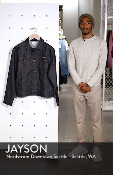 Heritage Denim Jacket, sales video thumbnail