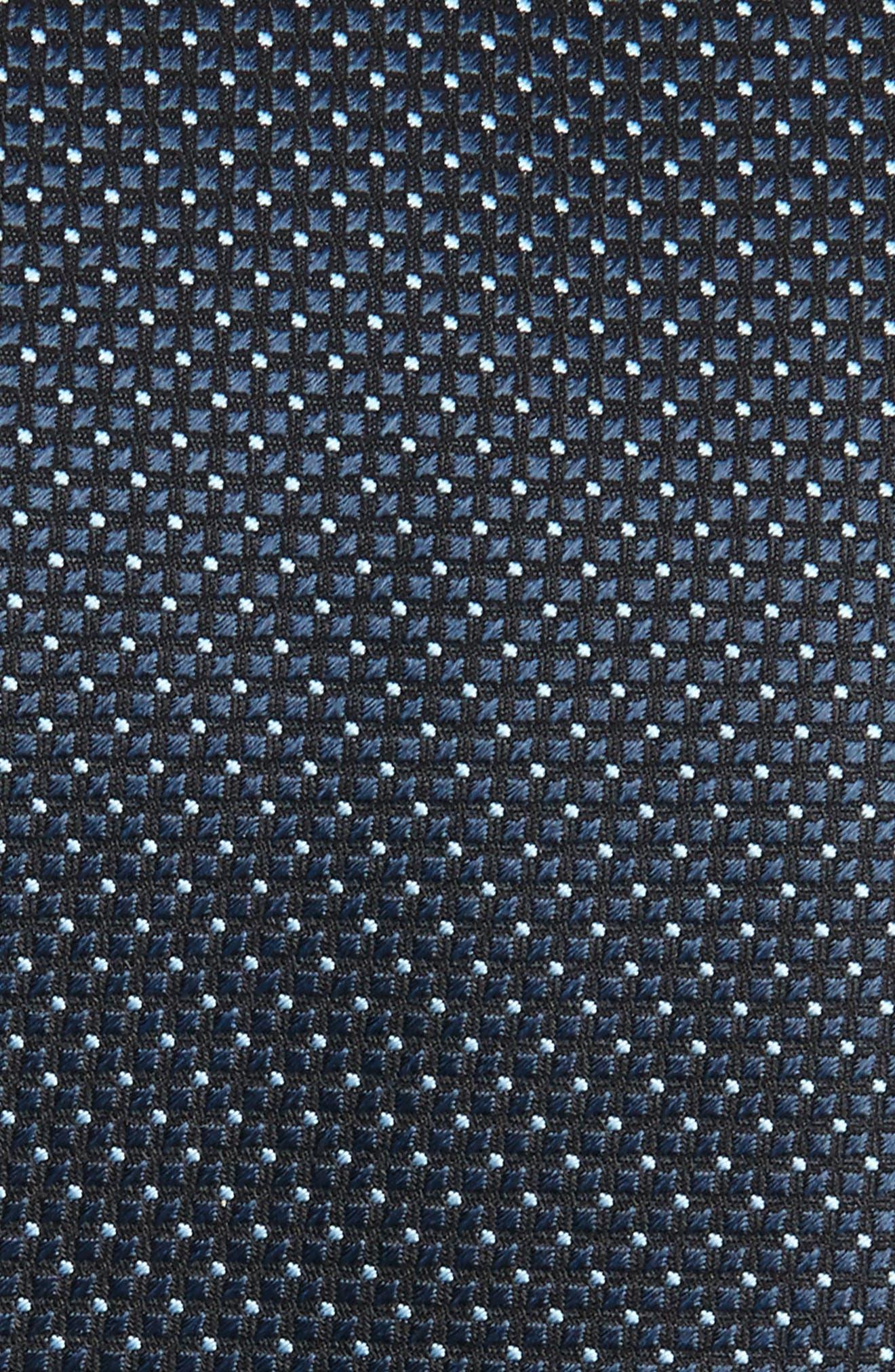 Medallion Silk Tie,                             Alternate thumbnail 7, color,