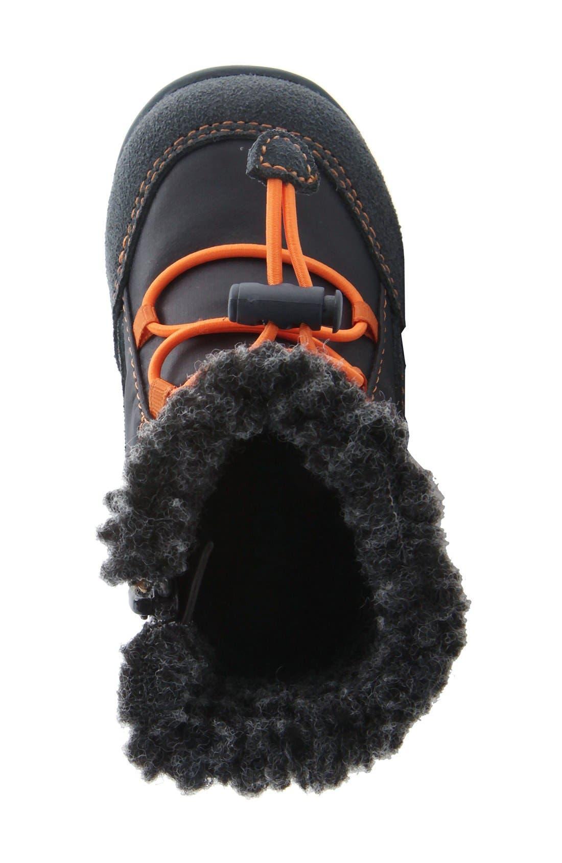 Nina 'Yolie' Lace-Up Boot,                             Alternate thumbnail 14, color,