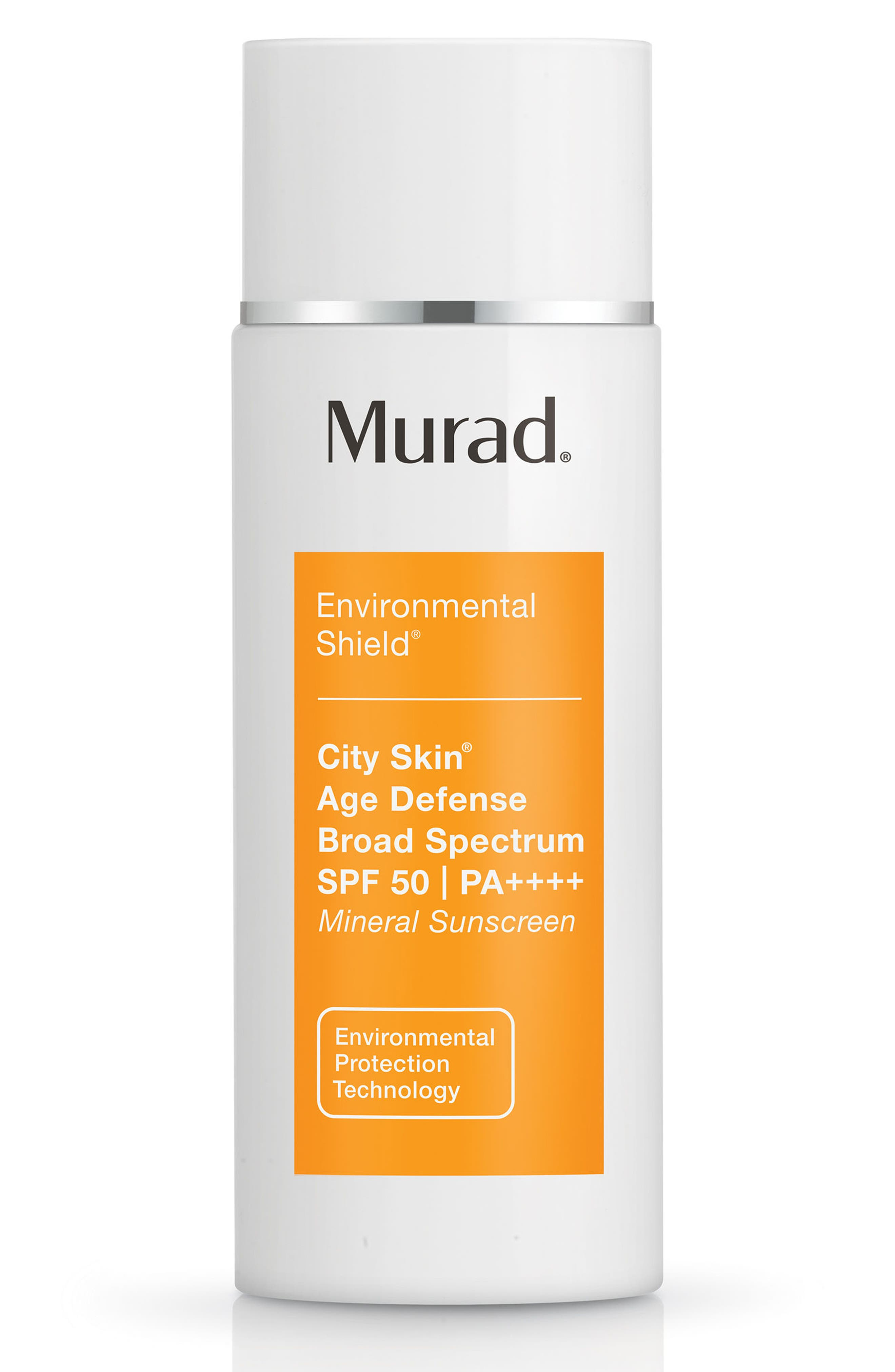 City Skin Age Defense Broad Spectrum SPF 50 PA++++,                         Main,                         color, NO COLOR