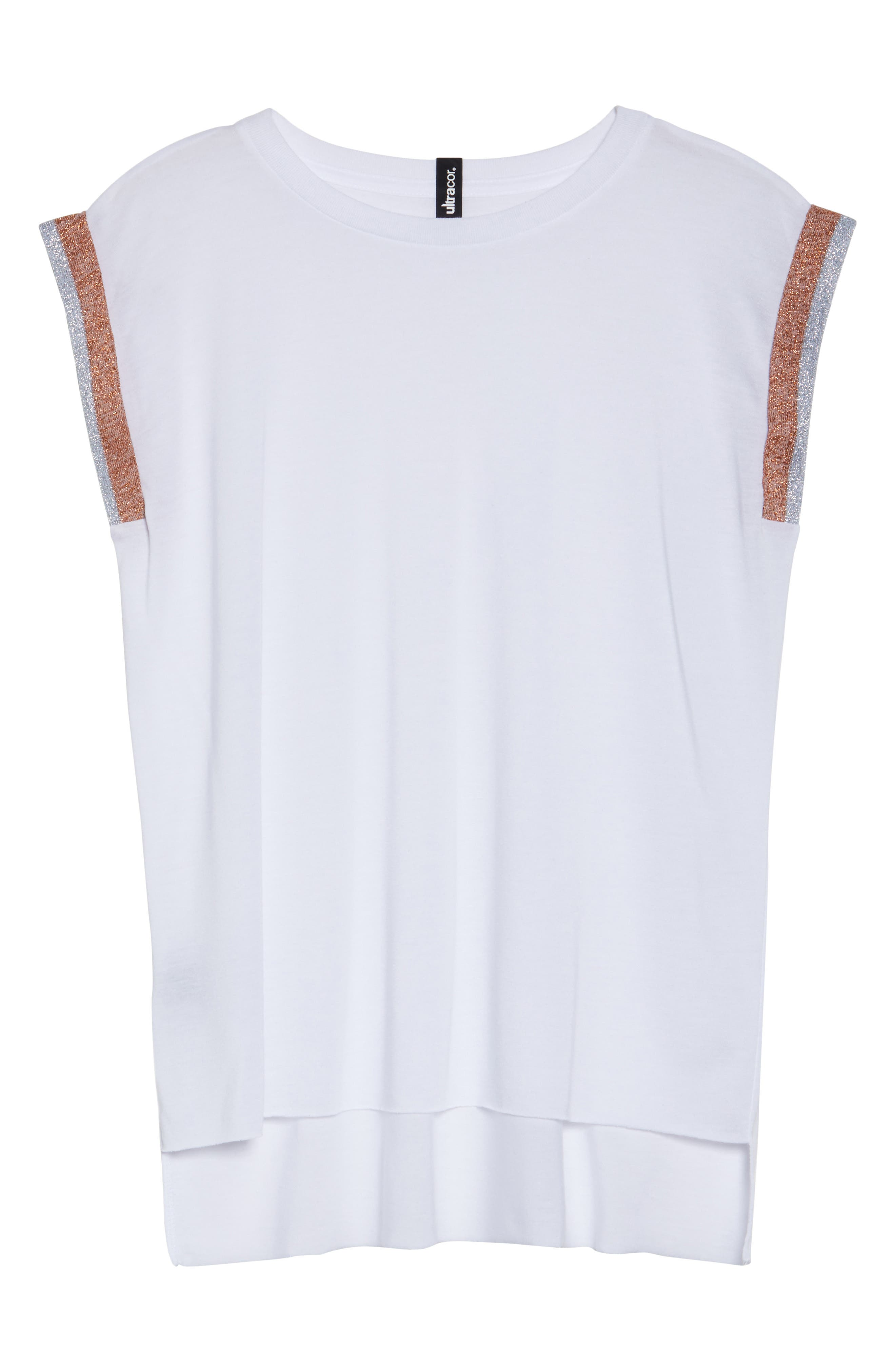 Collegiate Rolled Up Tee,                             Alternate thumbnail 29, color,