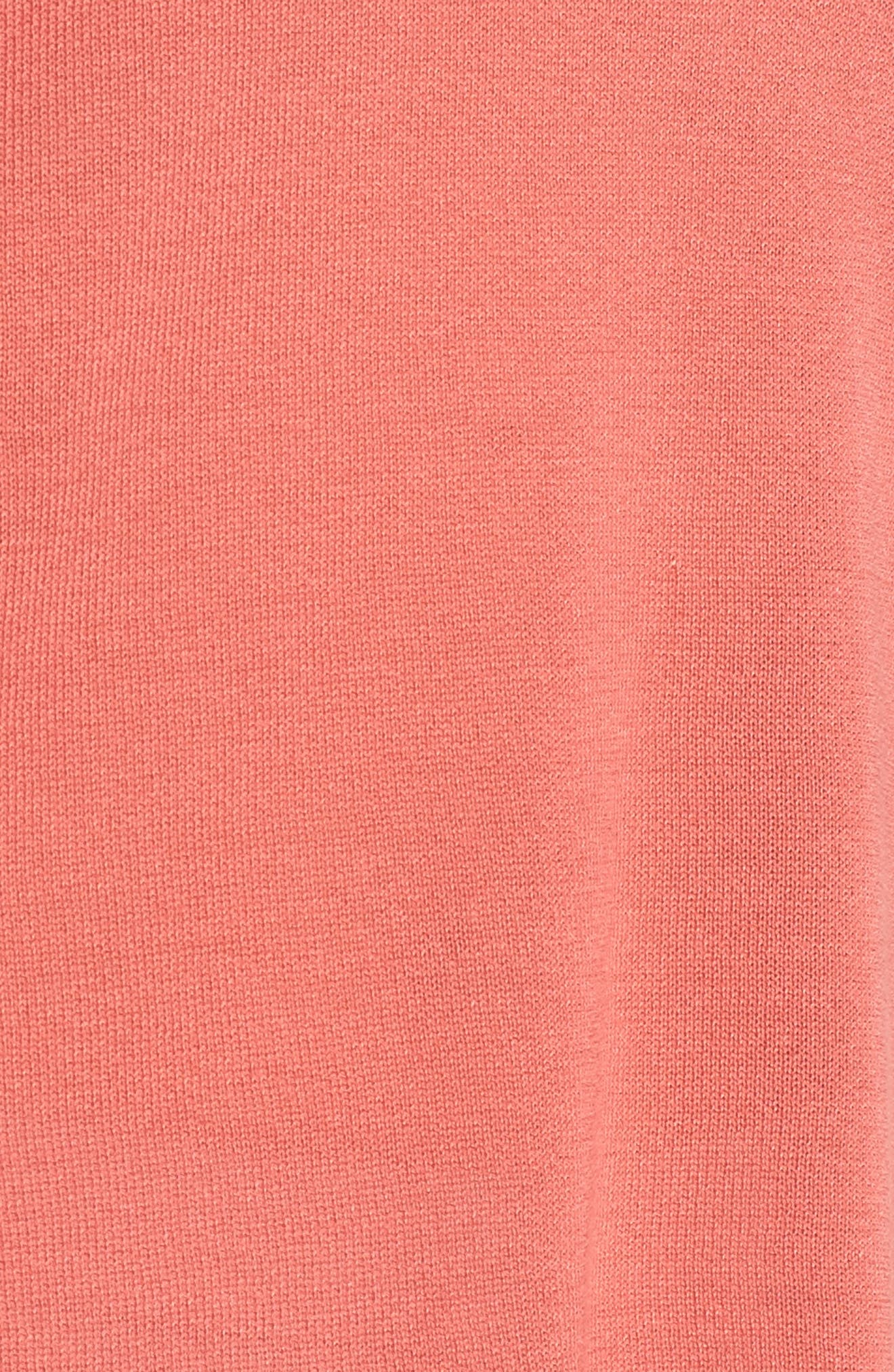 Tencel<sup>®</sup> Lyocell Knit Sweater,                             Alternate thumbnail 15, color,