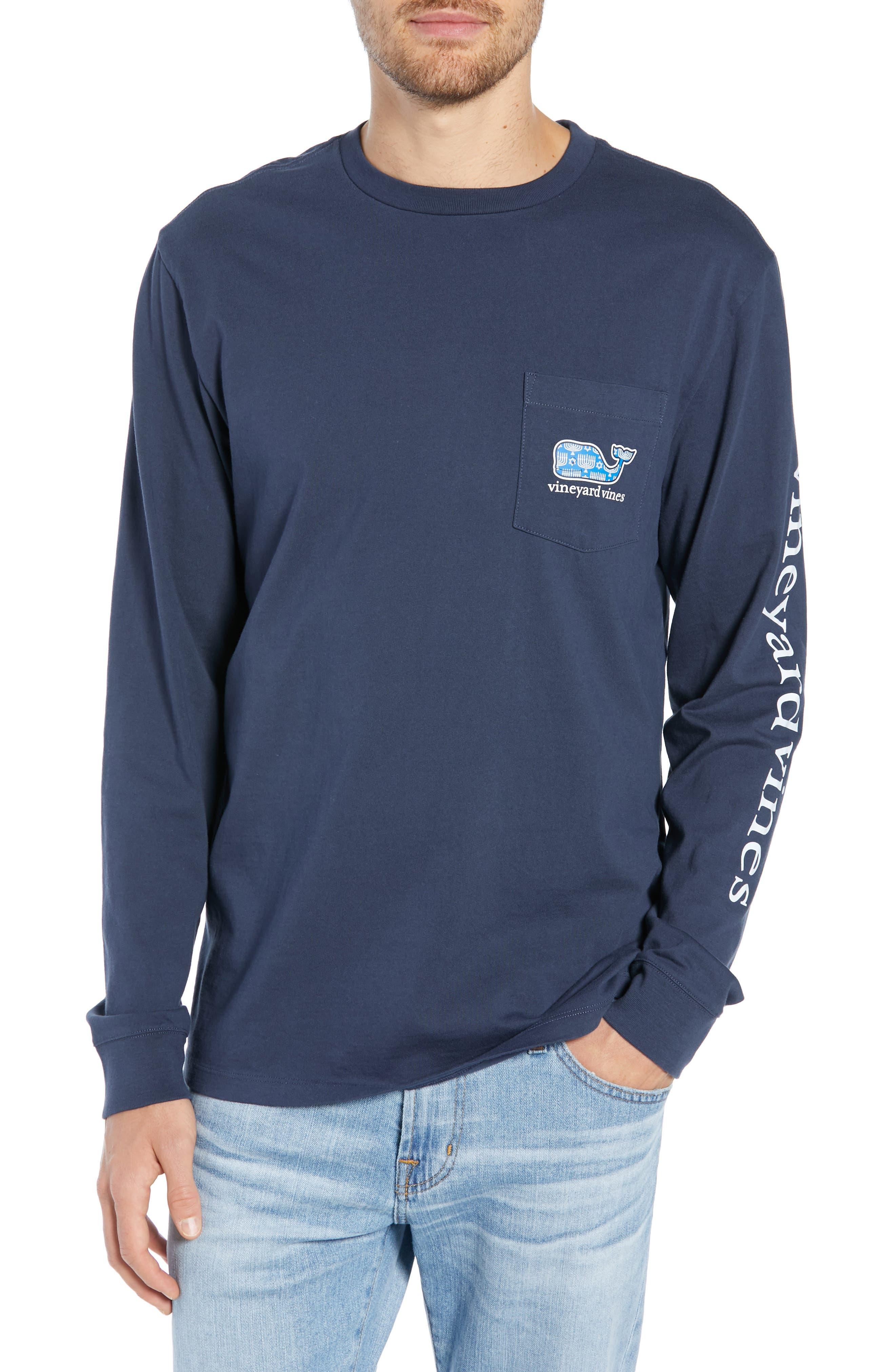 Hannukah Graphic T-Shirt,                         Main,                         color, 406