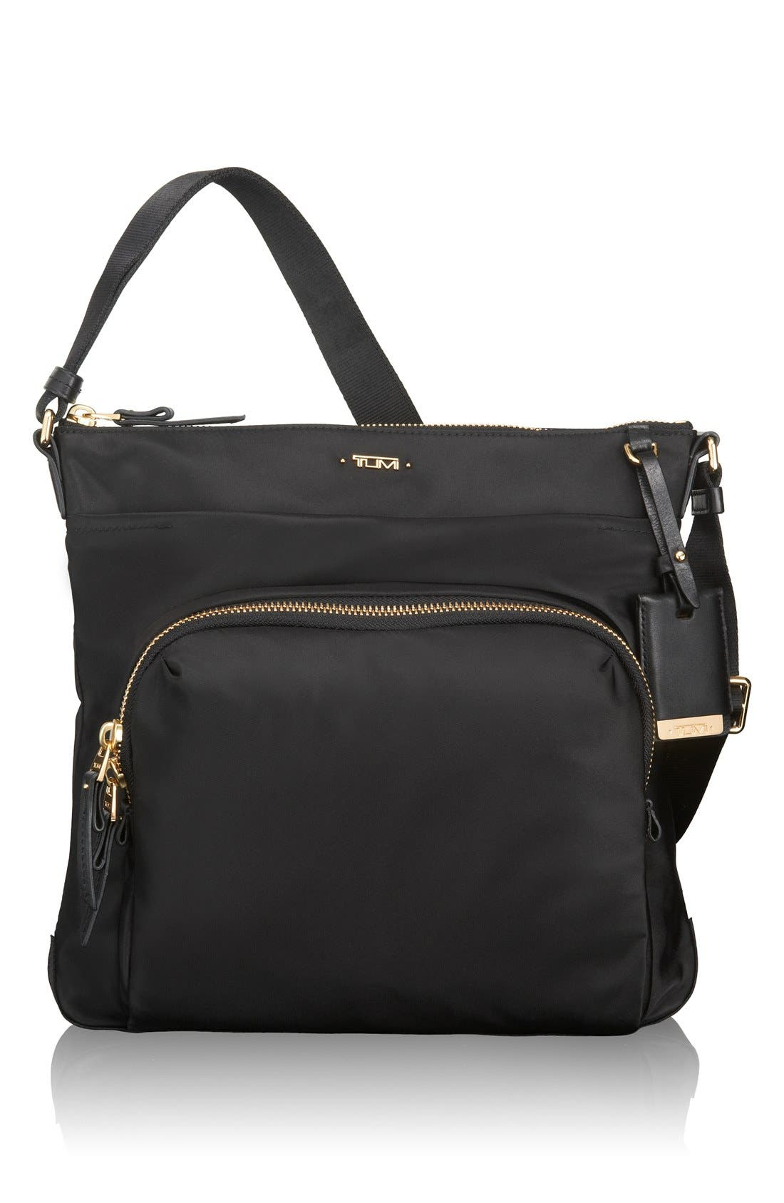 Voyageur - Capri Nylon Crossbody Bag,                             Main thumbnail 5, color,