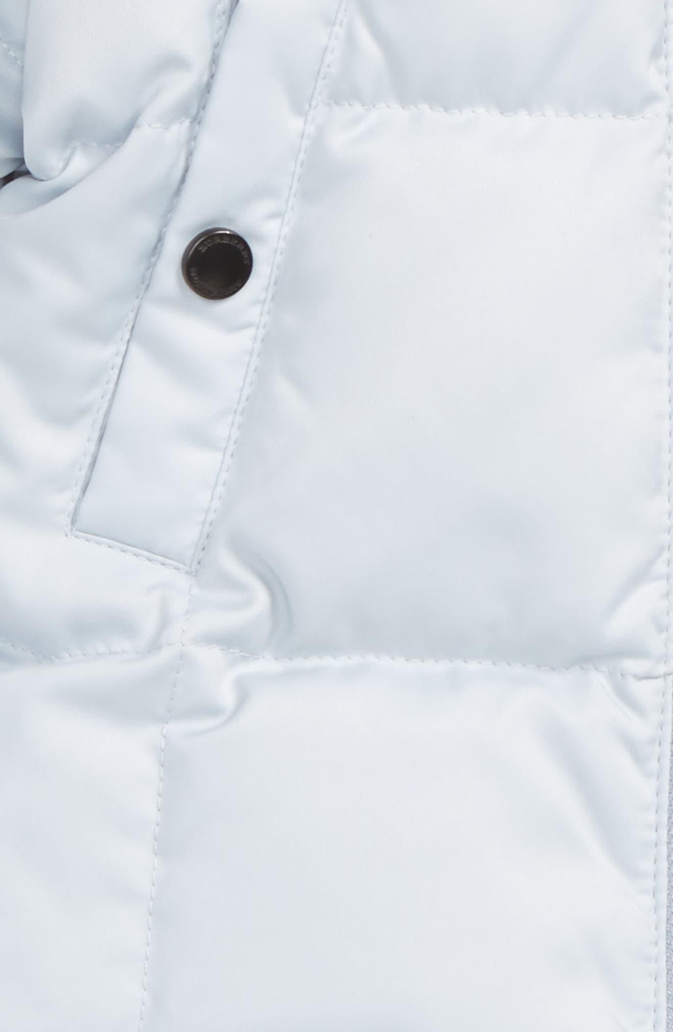 Skylar Quilted Down Snowsuit,                             Alternate thumbnail 2, color,                             428