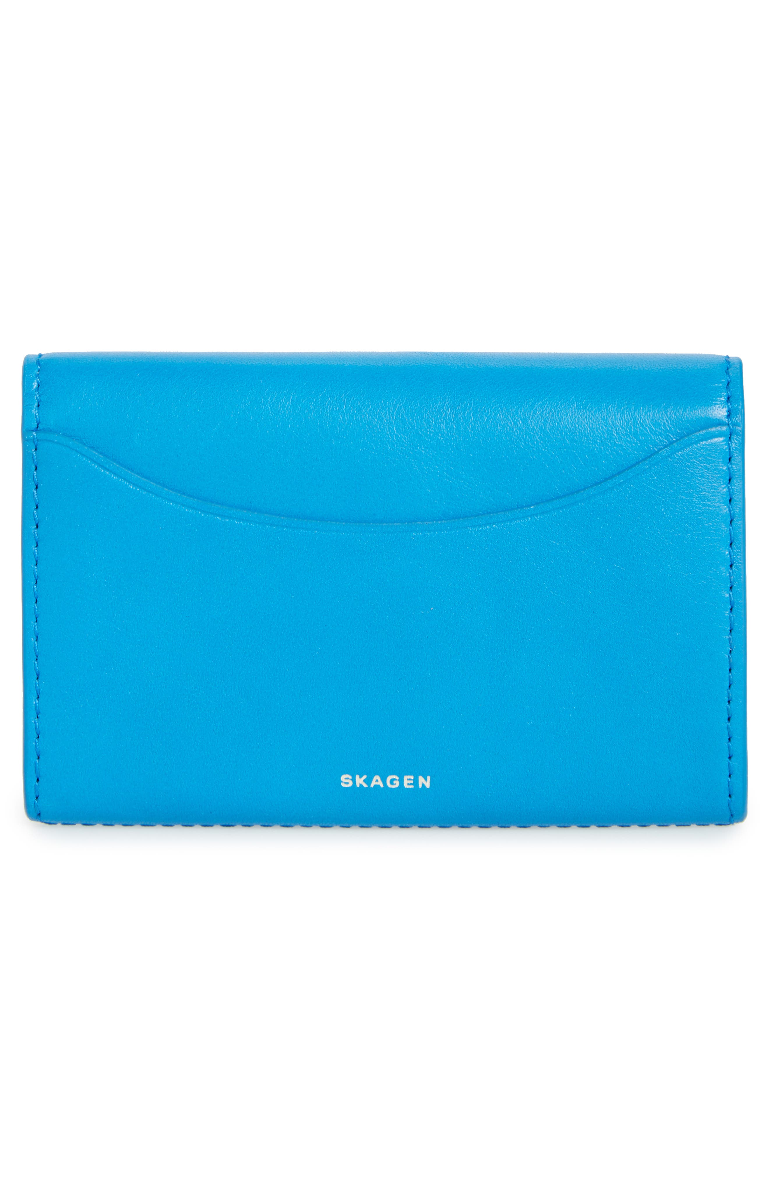 Leather Card Case,                             Alternate thumbnail 11, color,