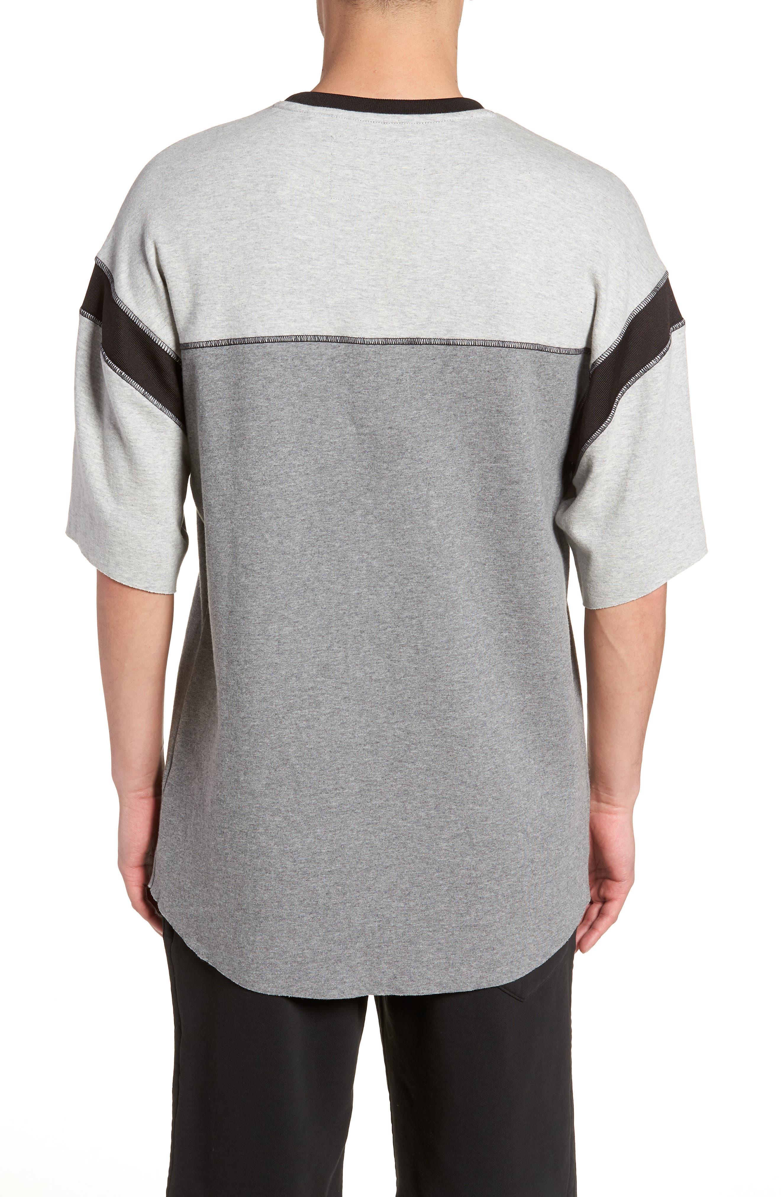 Football T-Shirt,                             Alternate thumbnail 2, color,                             020