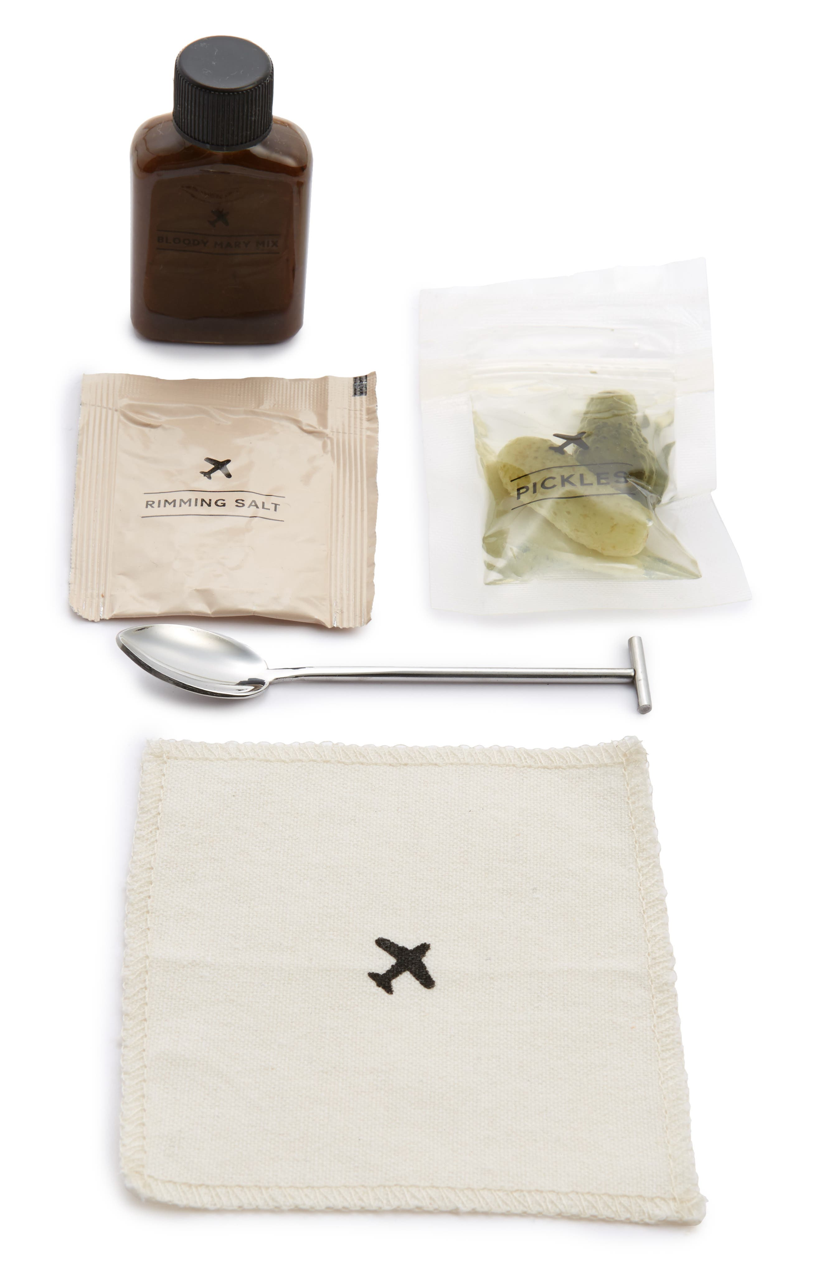 W&P DESIGN Carry-On Cocktail Kit,                             Main thumbnail 6, color,