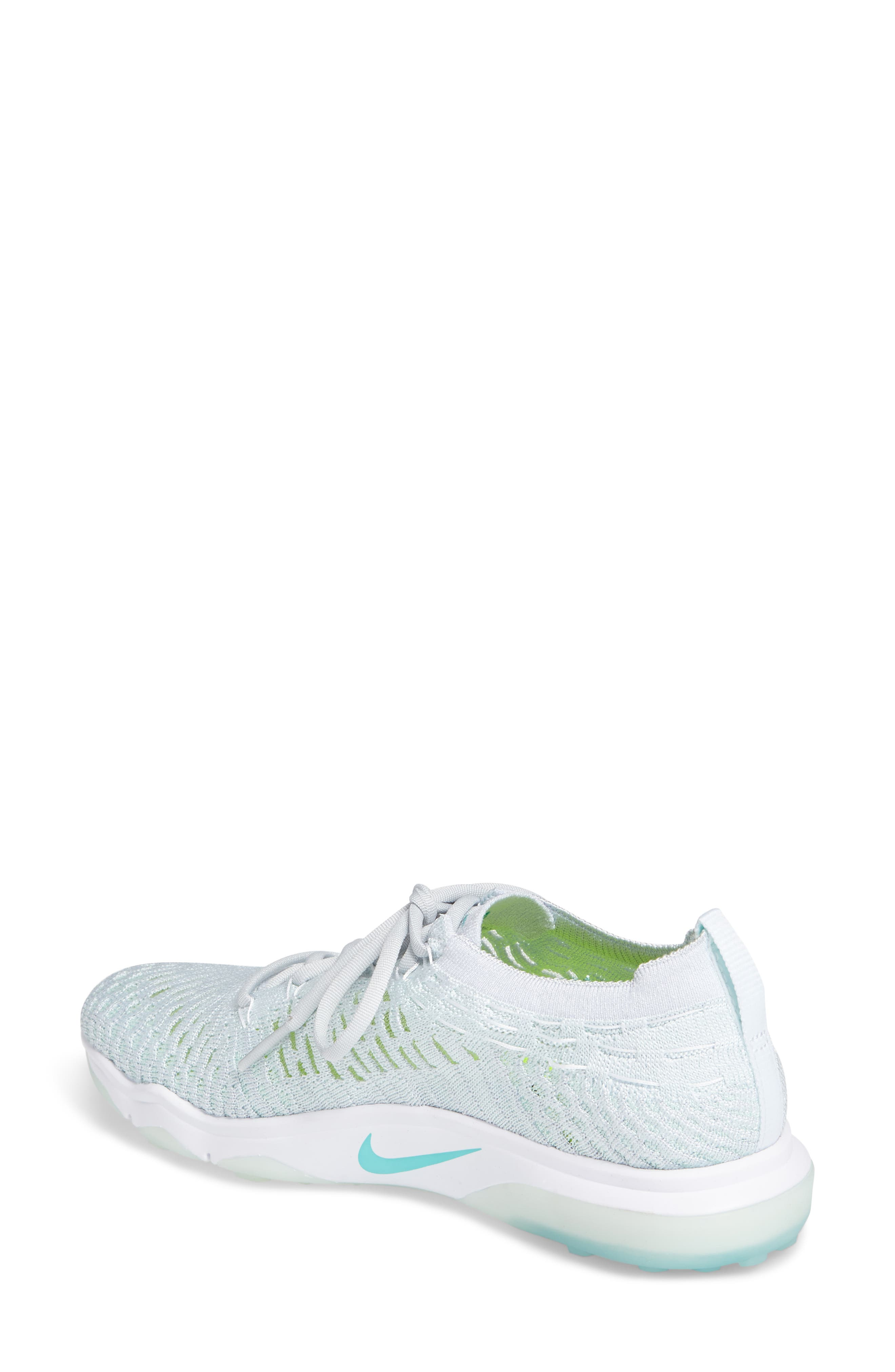 Air Zoom Fearless Flyknit Training Shoe,                             Alternate thumbnail 15, color,