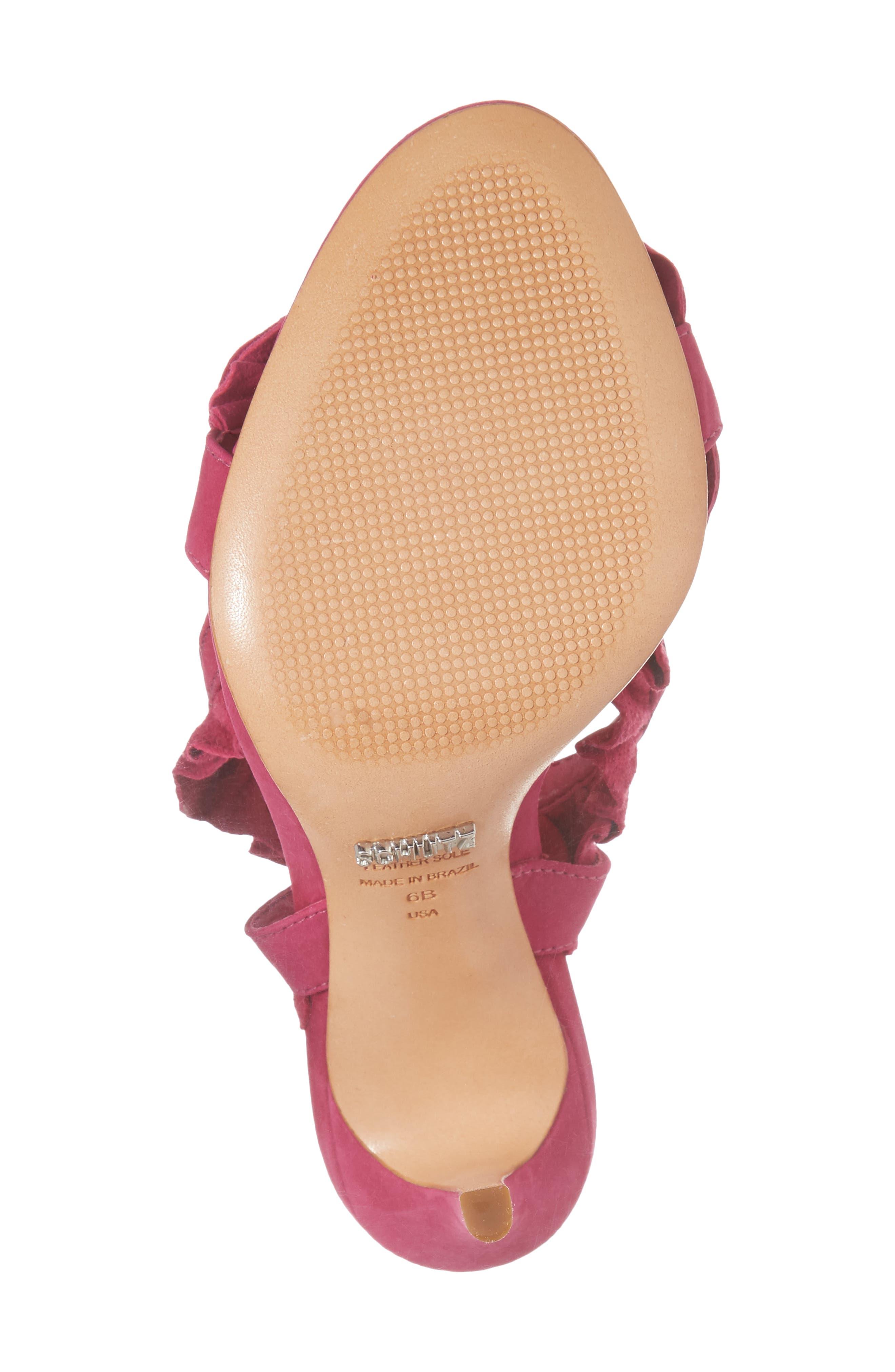 Irem Lace-UP Sandal,                             Alternate thumbnail 6, color,                             651