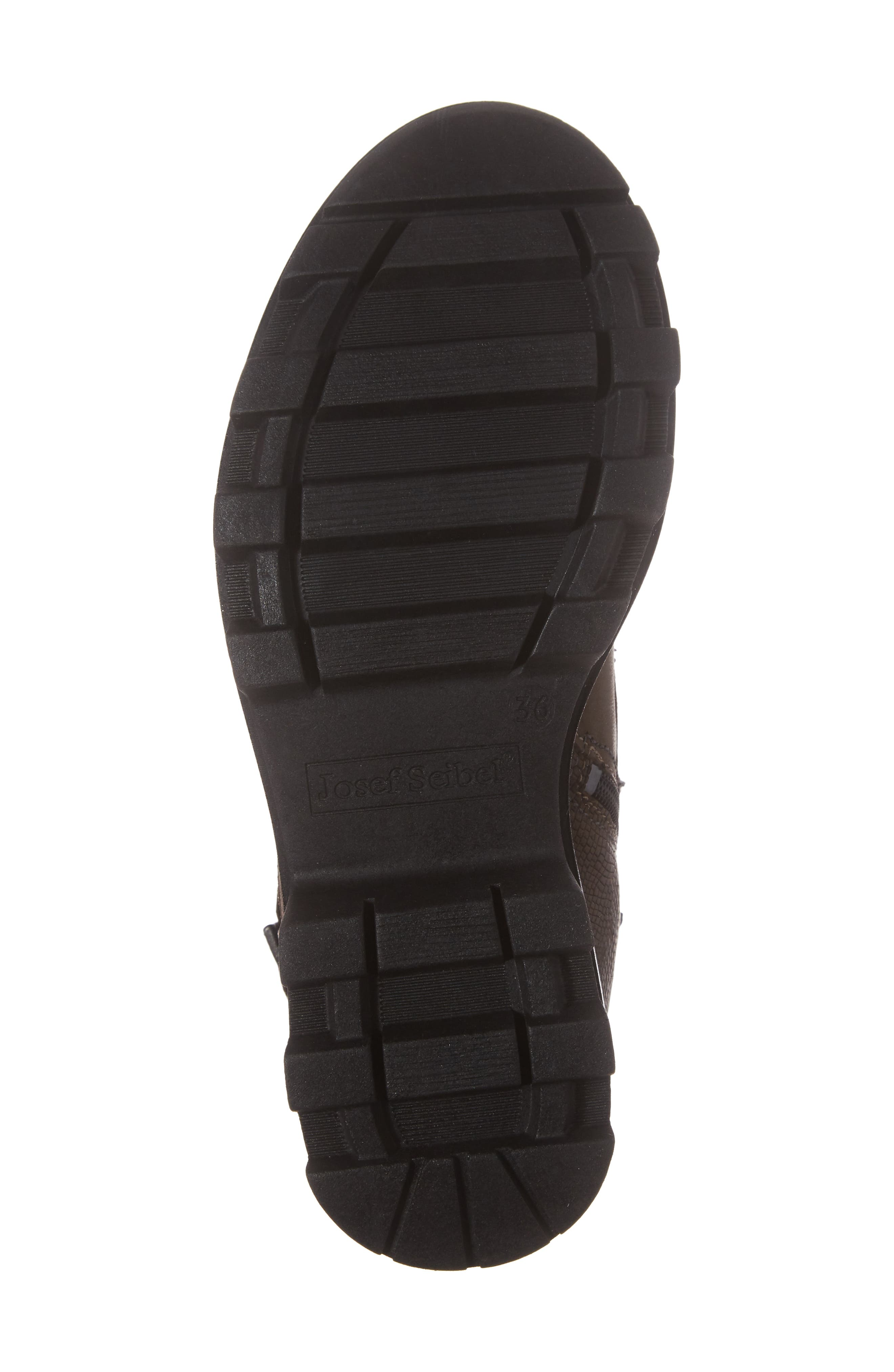 Marilyn Boot,                             Alternate thumbnail 6, color,                             ANTHRACITE LEATHER