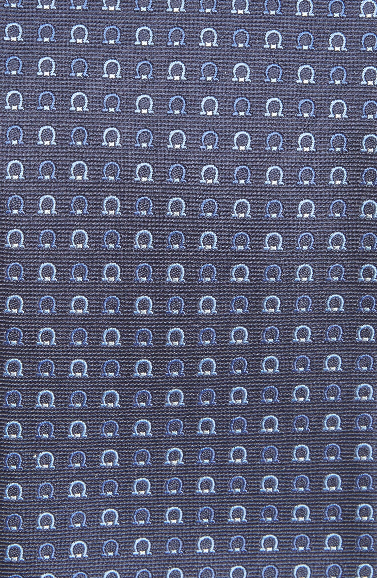 Geo Print Silk Tie,                             Alternate thumbnail 2, color,                             491
