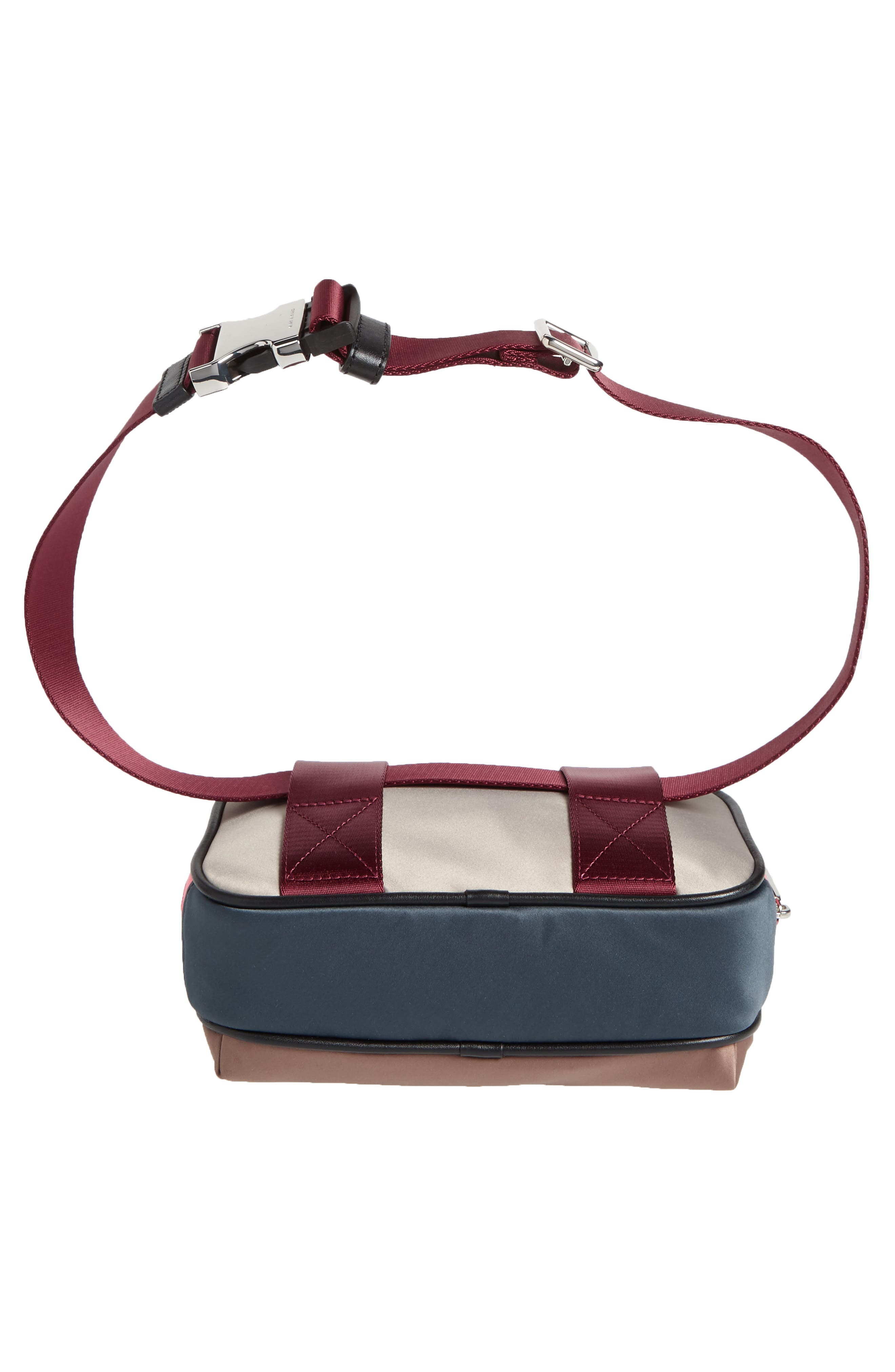 Sport Colorblock Belt Bag,                             Alternate thumbnail 21, color,