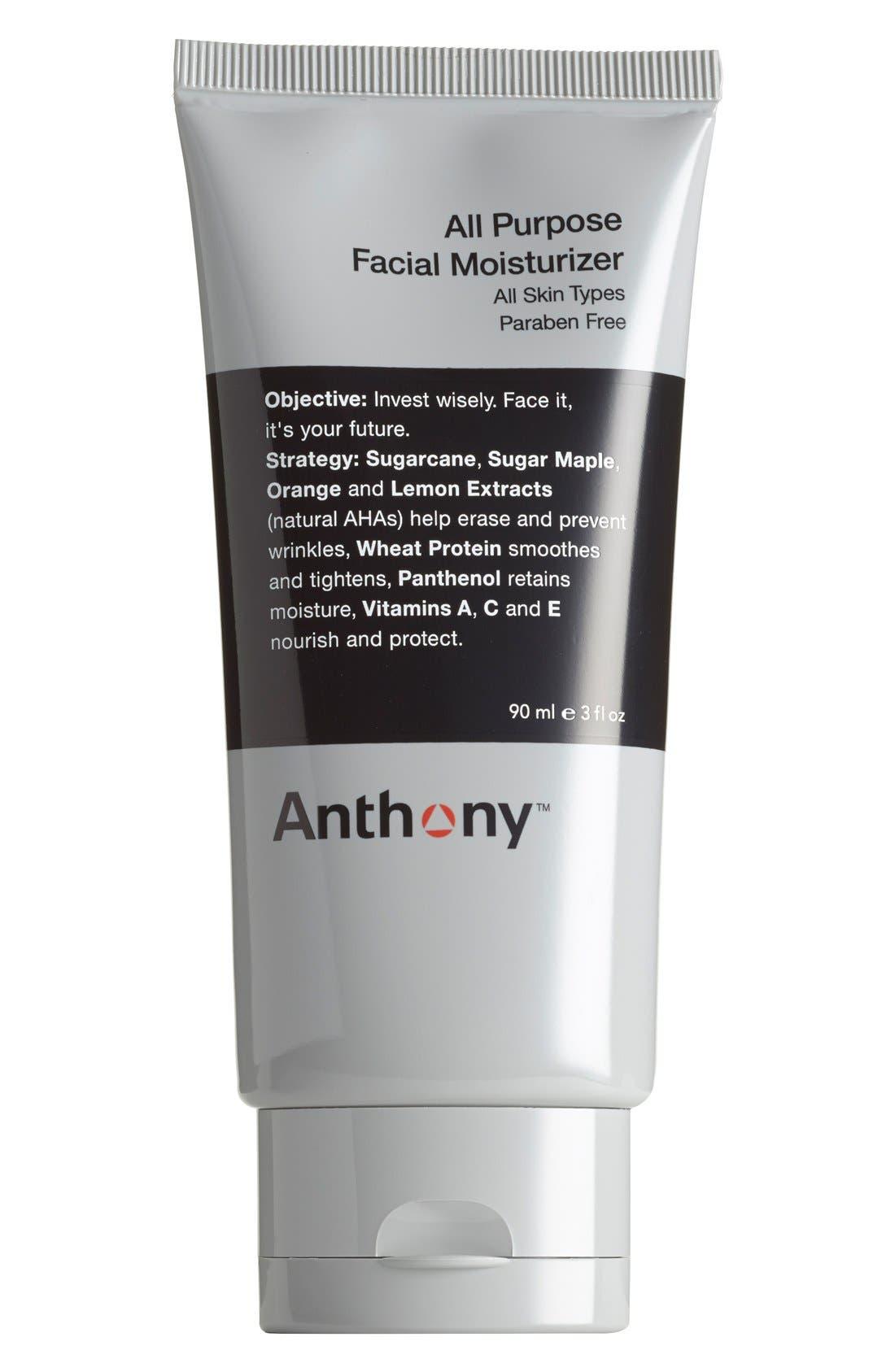 All-Purpose Facial Moisturizer,                         Main,                         color, NO COLOR
