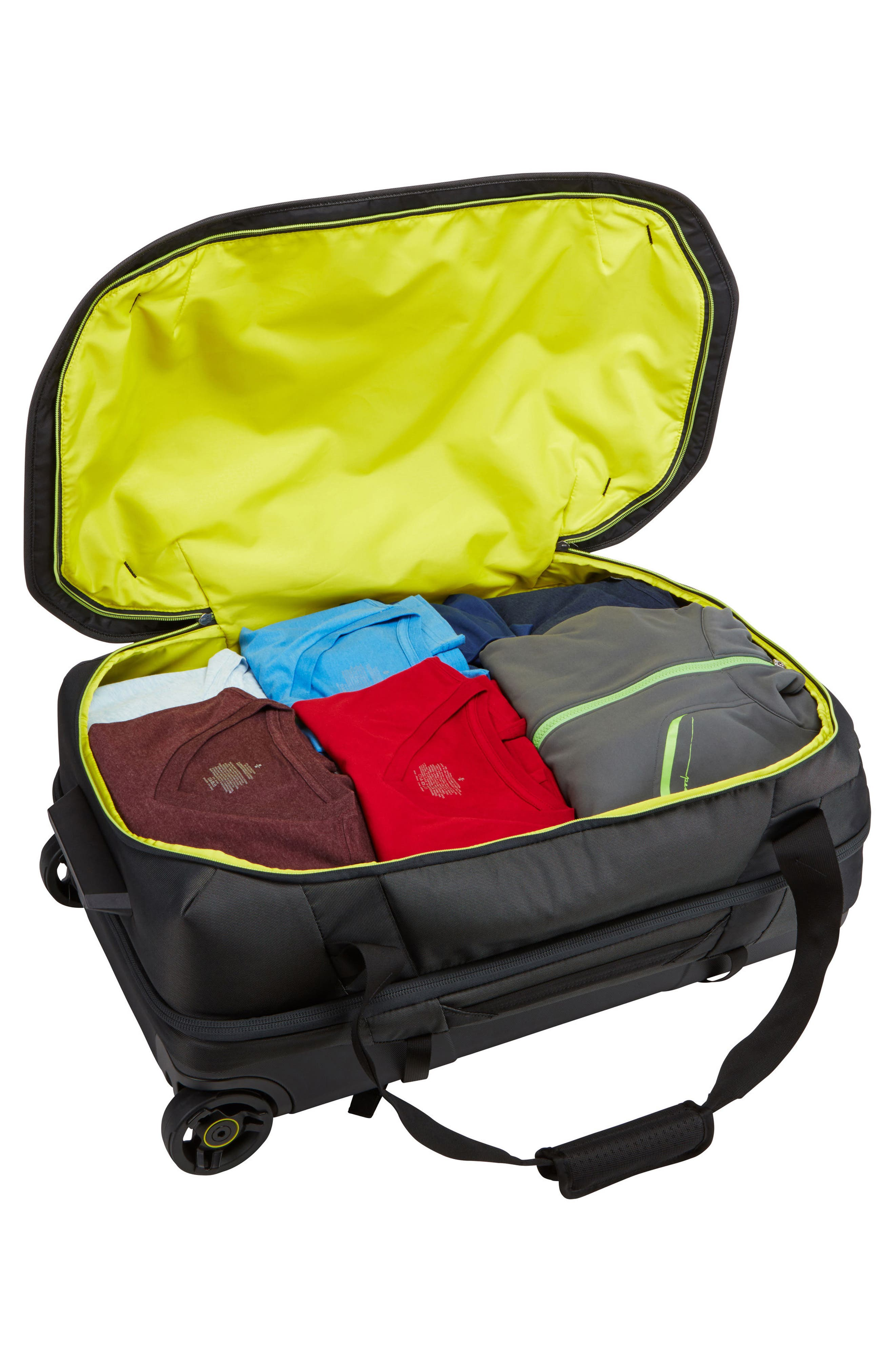 Subterra 28-Inch Suitcase,                             Alternate thumbnail 2, color,                             DARK SHADOW