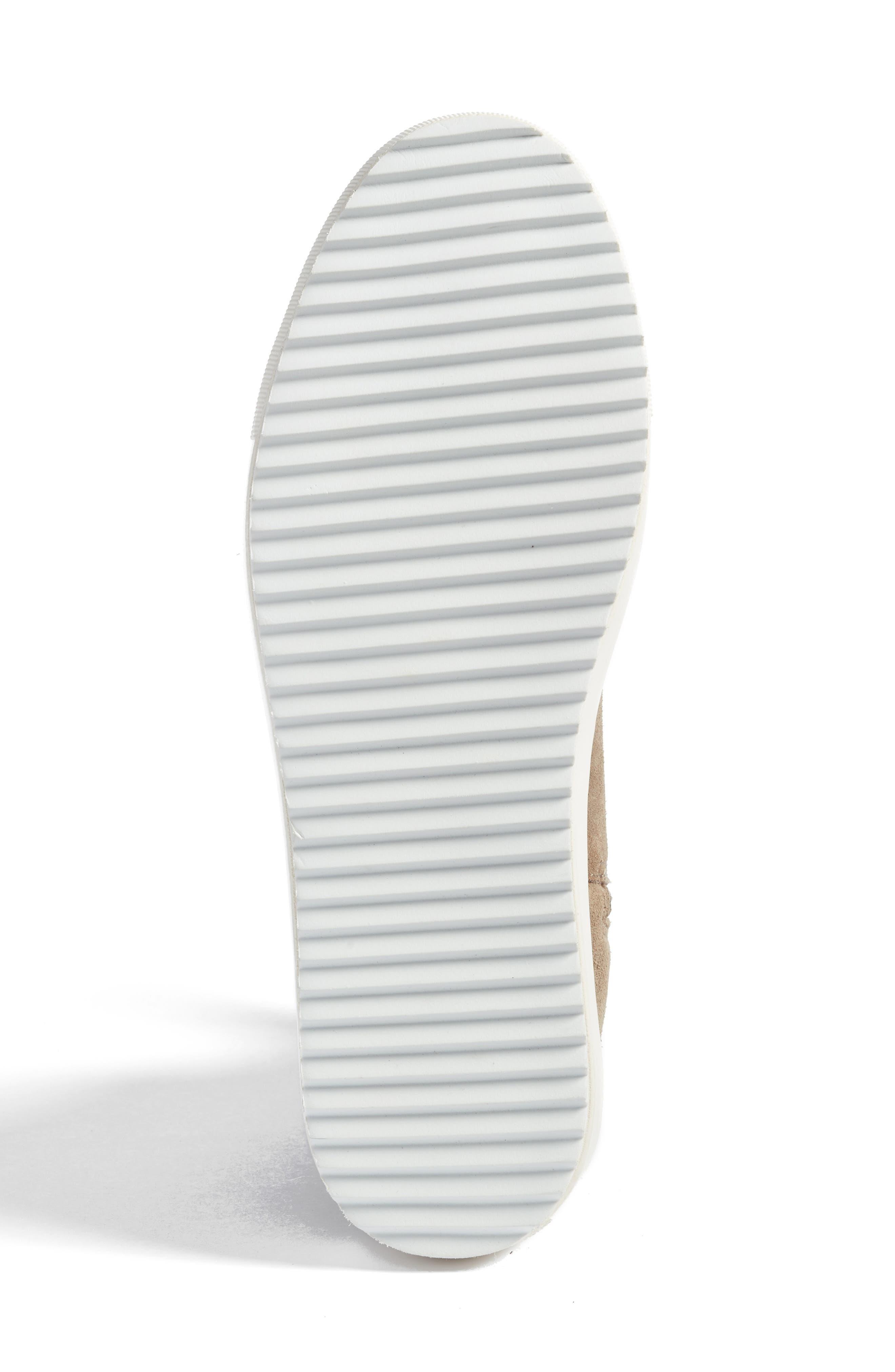 Logan Water Resistant High Top Sneaker,                             Alternate thumbnail 22, color,