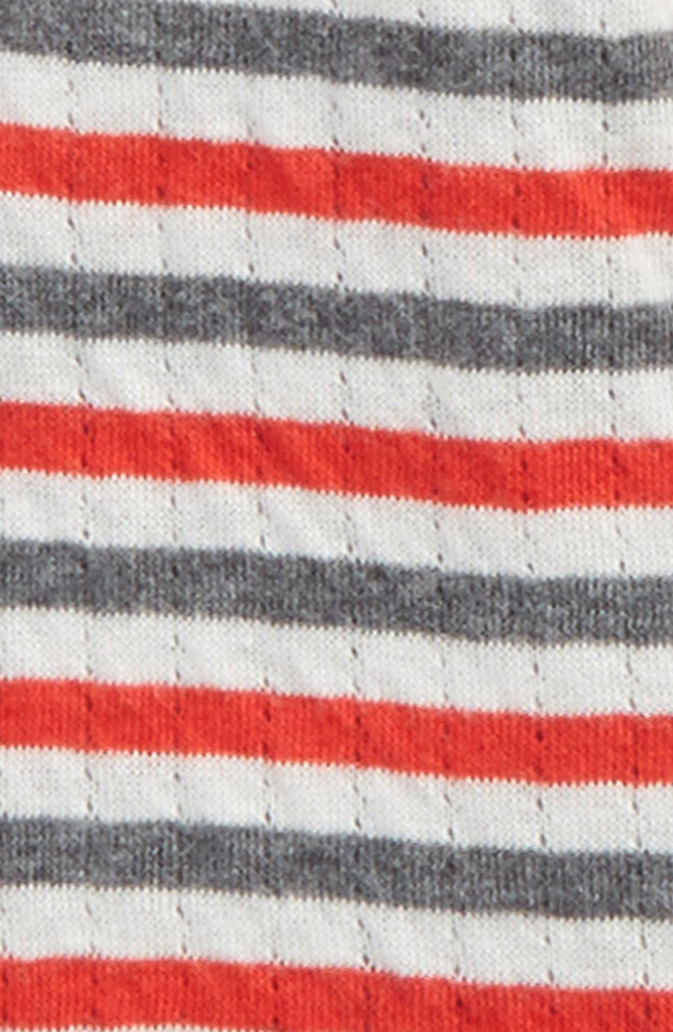 Reversible Hooded Bodysuit & Leggings Set,                             Alternate thumbnail 3, color,                             030