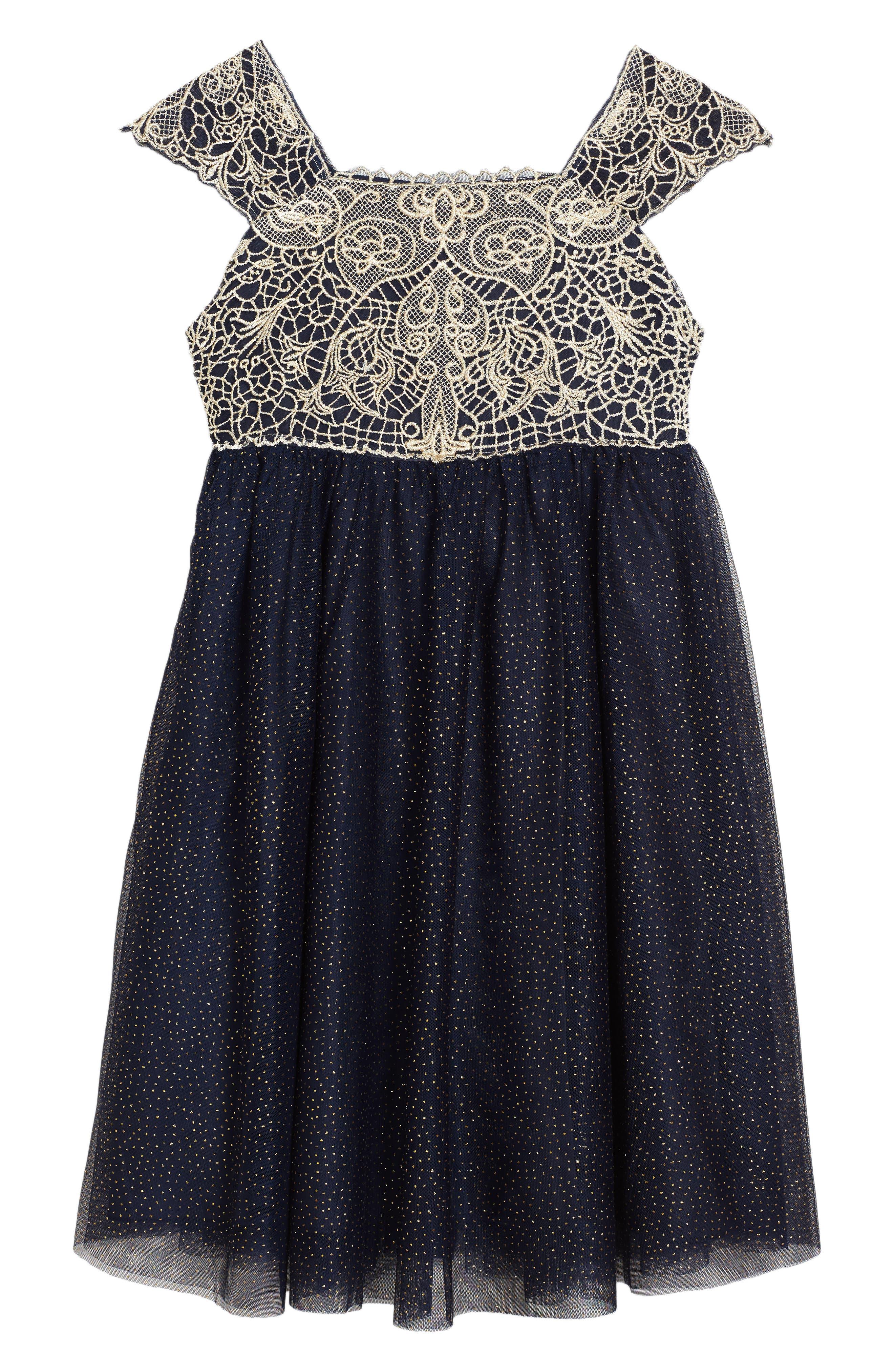 Belinda Dress,                         Main,                         color, 410