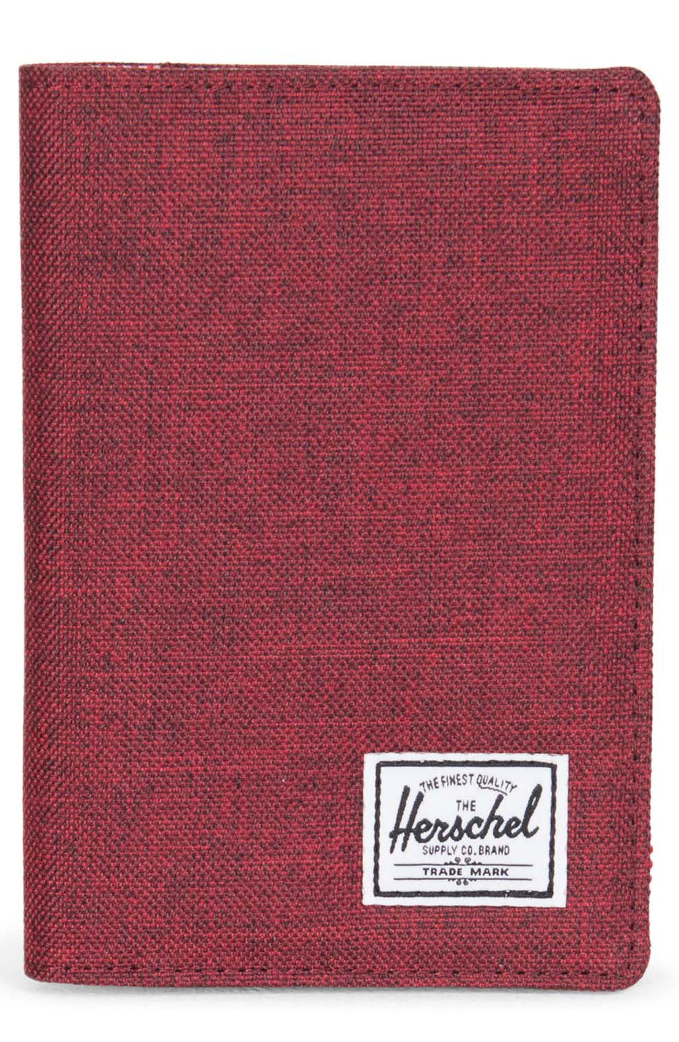 'Raynor' Passport Holder,                             Alternate thumbnail 16, color,