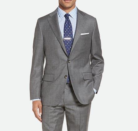 Men\u0027s Suit Fit Guide \u0026 Size Chart