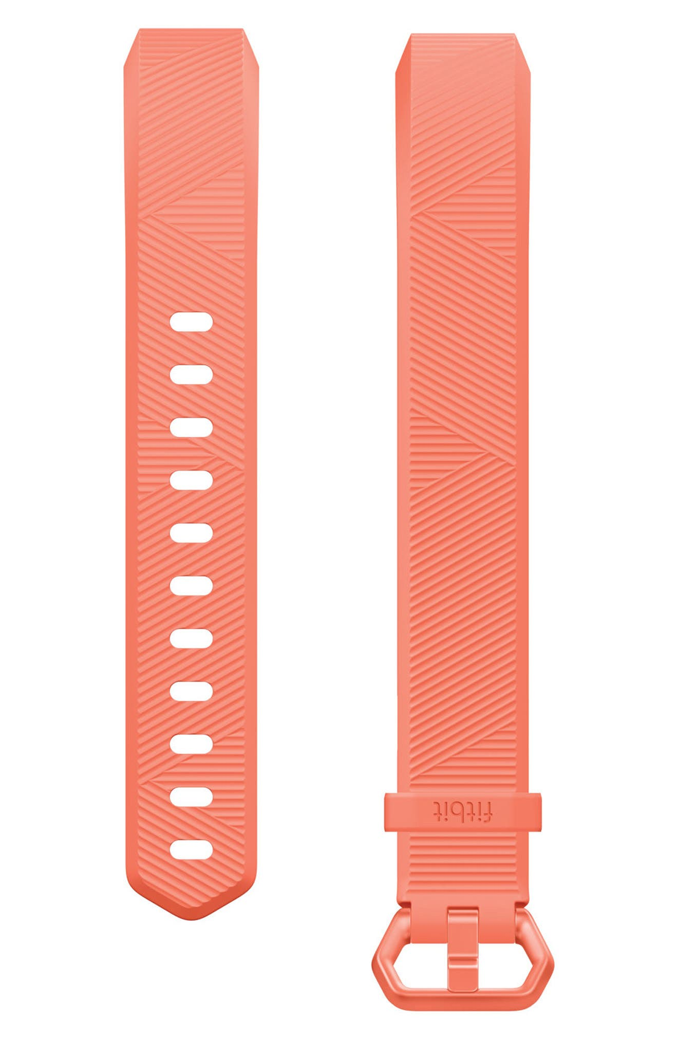 FITBIT,                             Alta HR Classic Accessory Band,                             Main thumbnail 1, color,                             CORAL