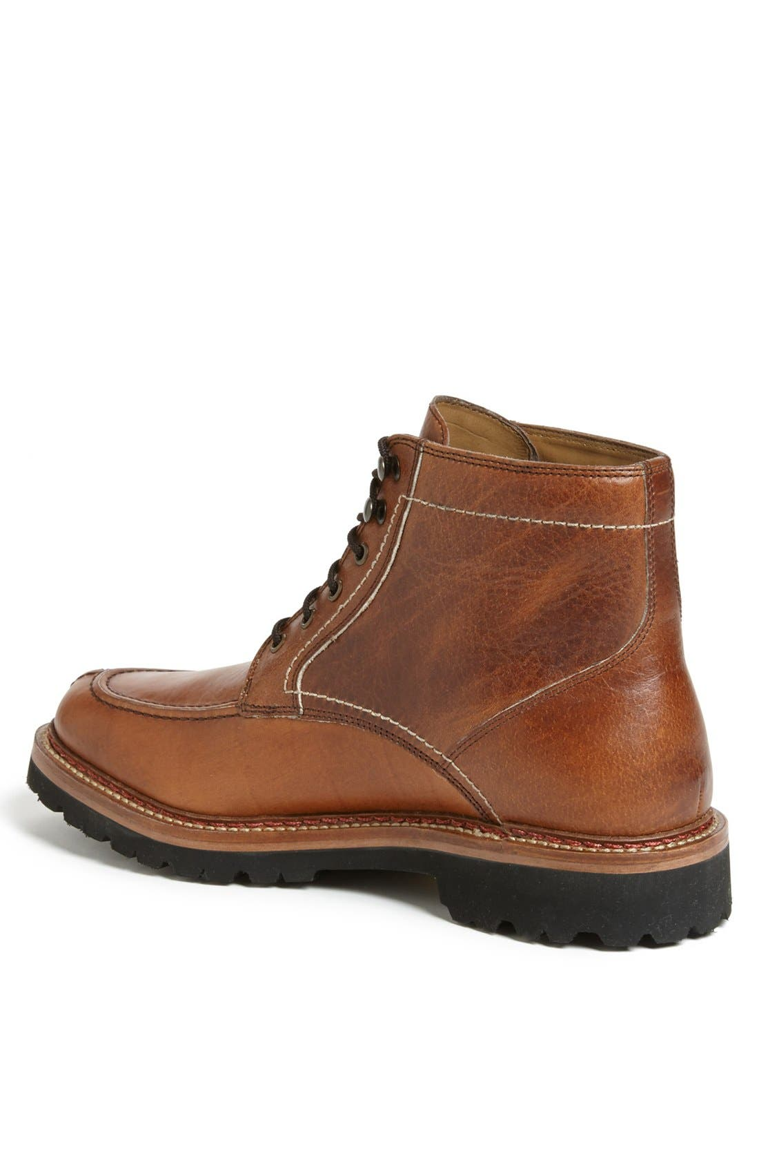 'Elkhorn' Split Toe Boot,                             Alternate thumbnail 3, color,                             235