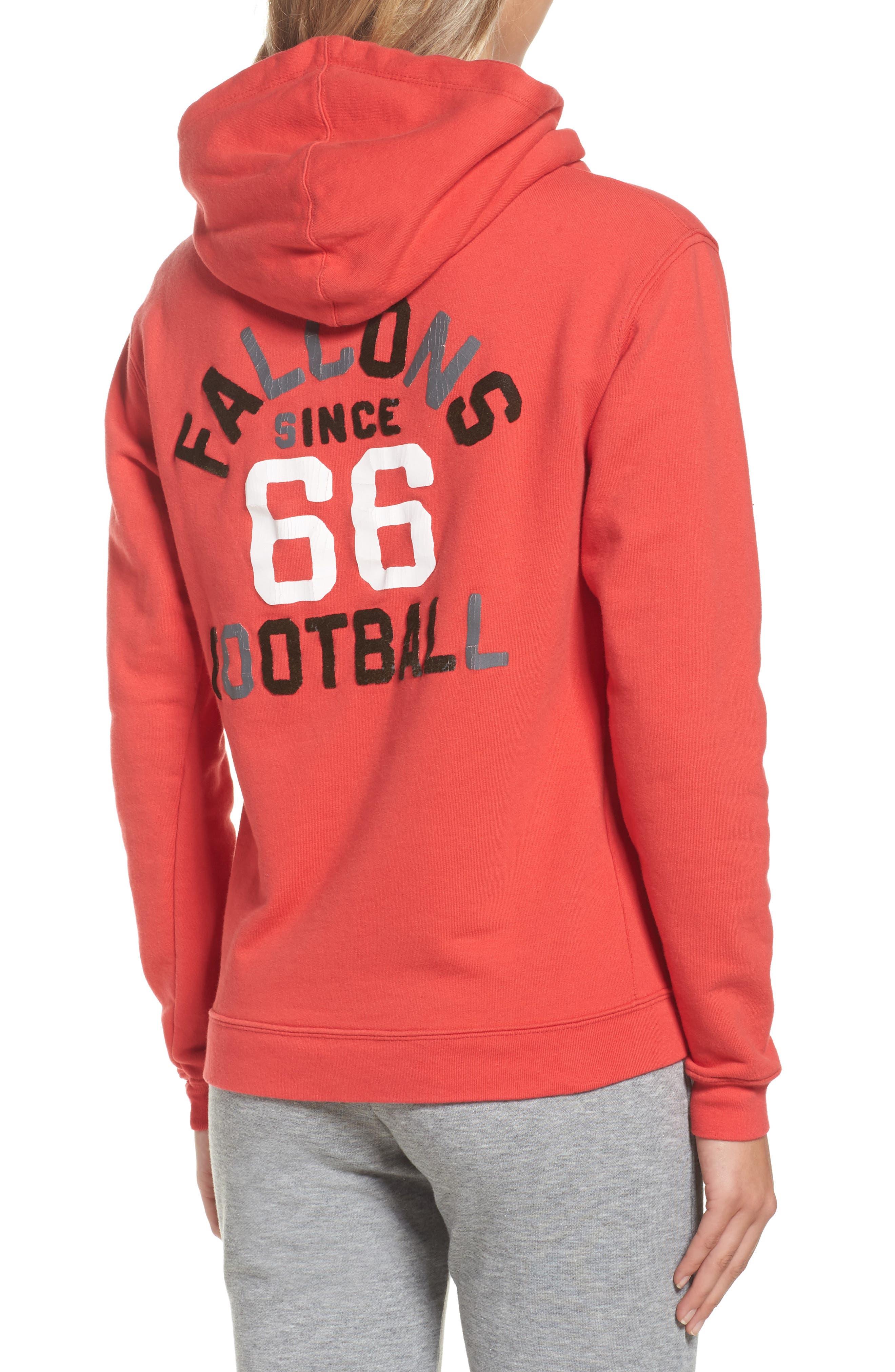 NFL Atlanta Falcons Sunday Hoodie,                             Alternate thumbnail 2, color,                             622