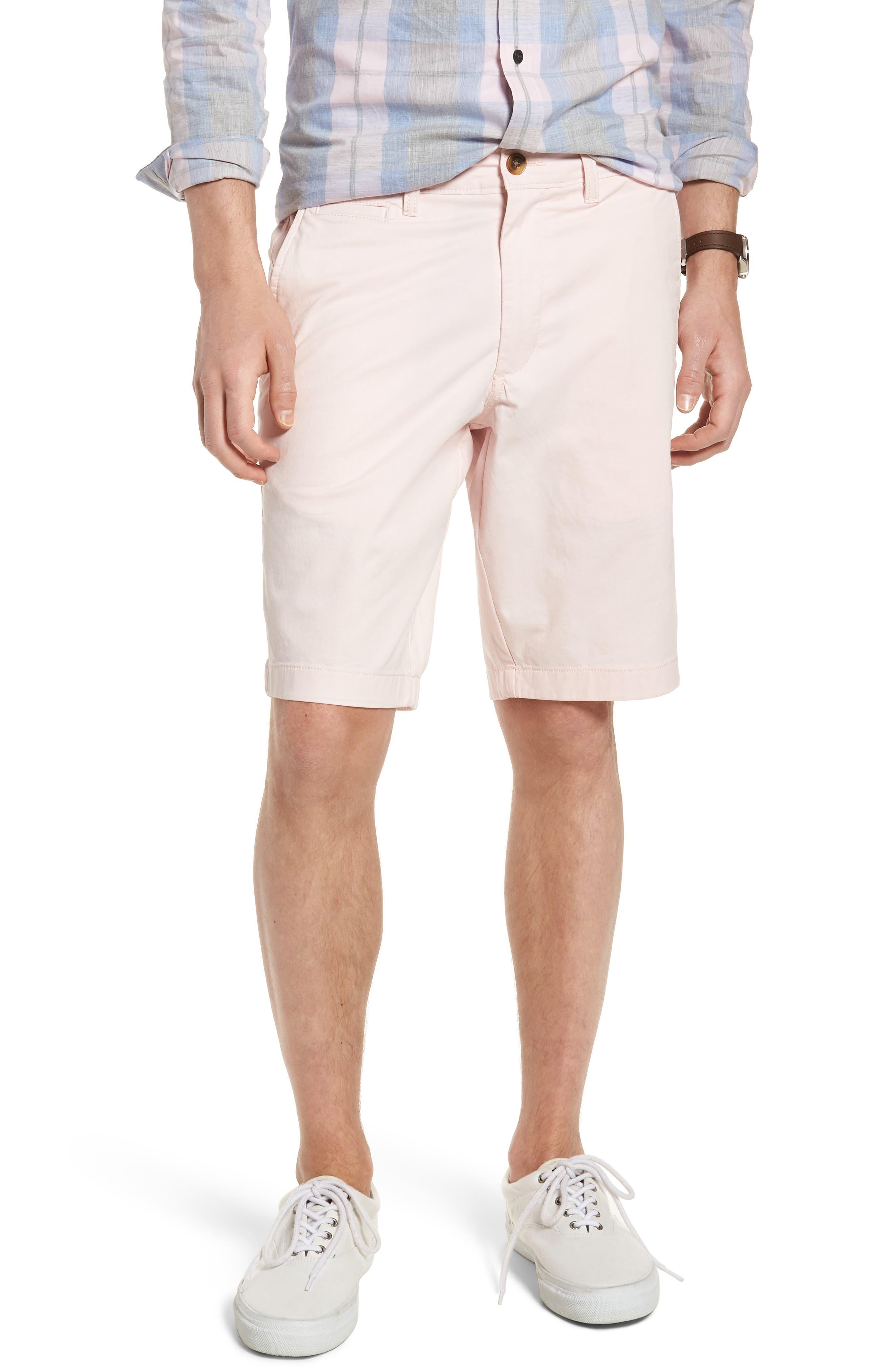 Ballard Slim Fit Stretch Chino 11-Inch Shorts,                             Main thumbnail 16, color,