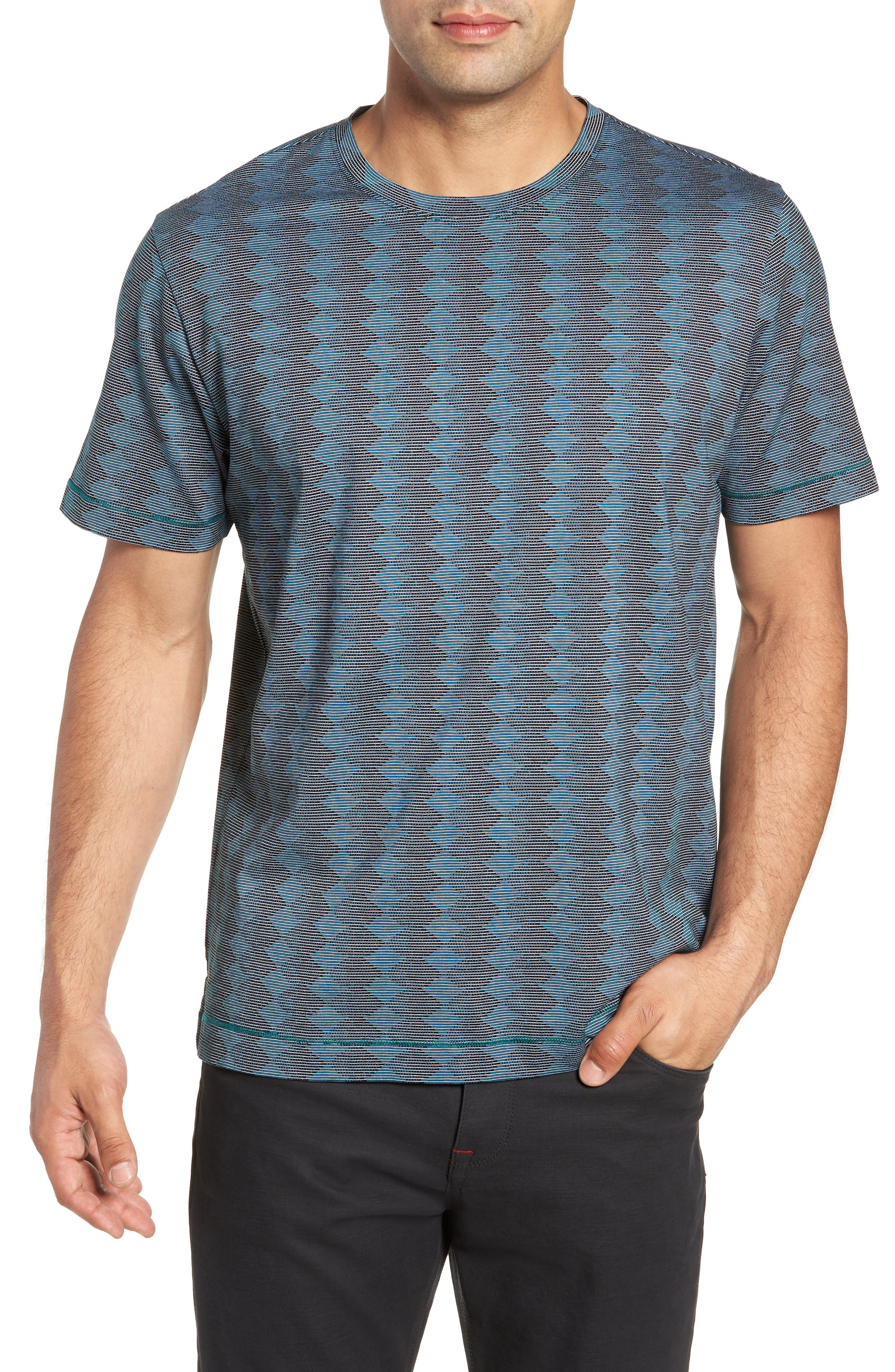 Philippe T-Shirt,                             Main thumbnail 1, color,                             TEAL
