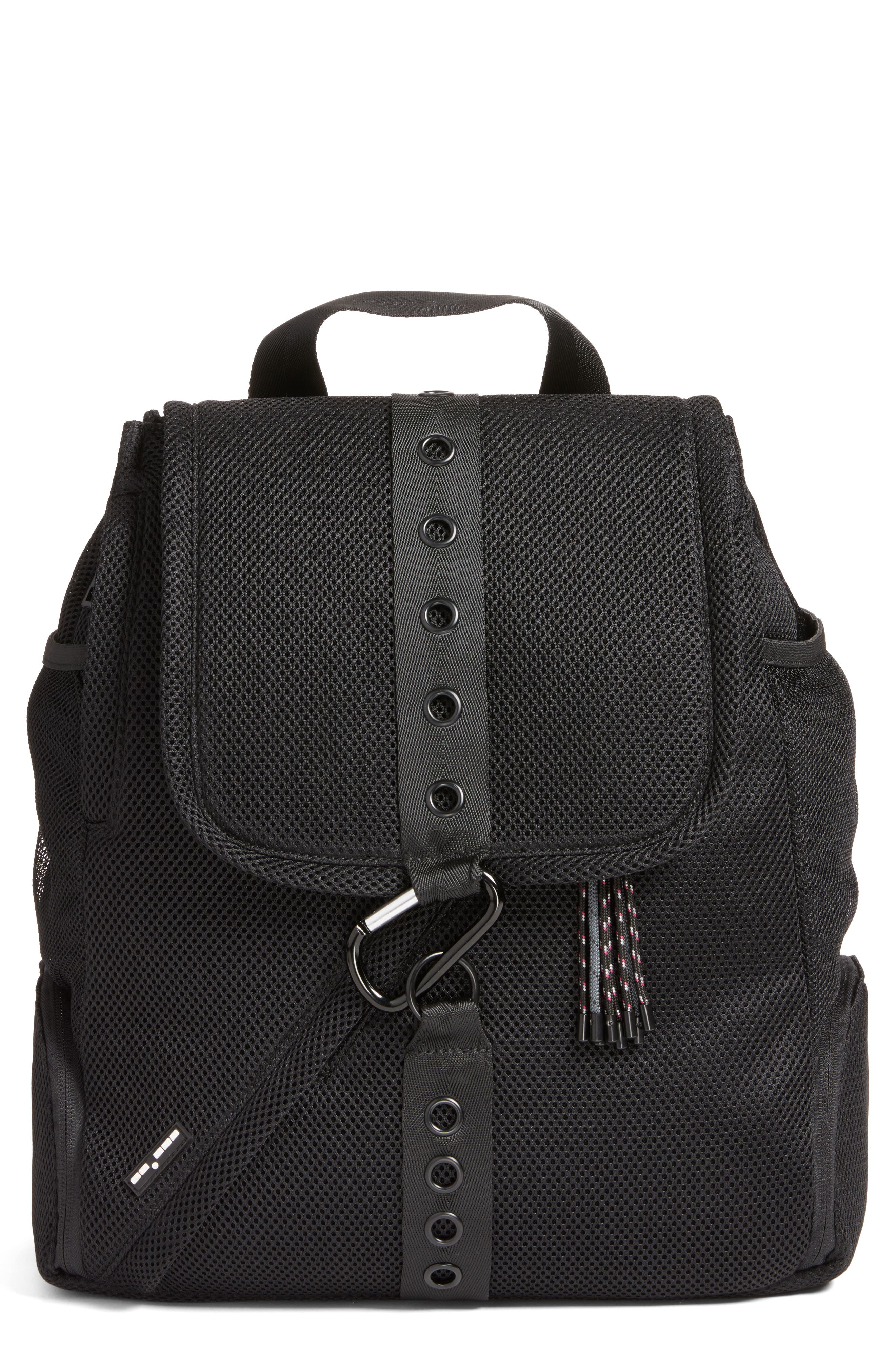 Water Resistant Backpack,                         Main,                         color, 001