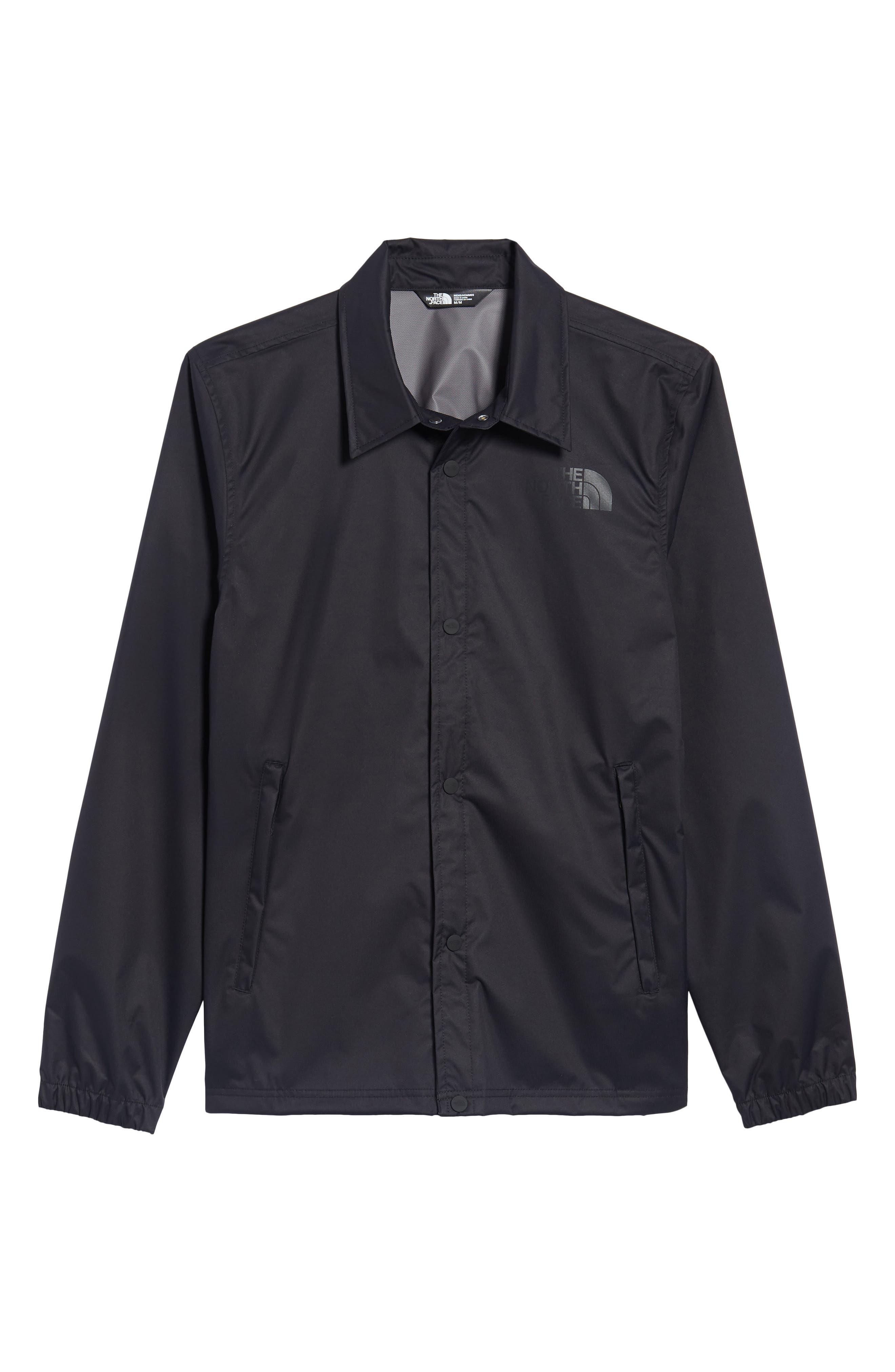 Coaches Rain Jacket,                             Alternate thumbnail 5, color,                             001