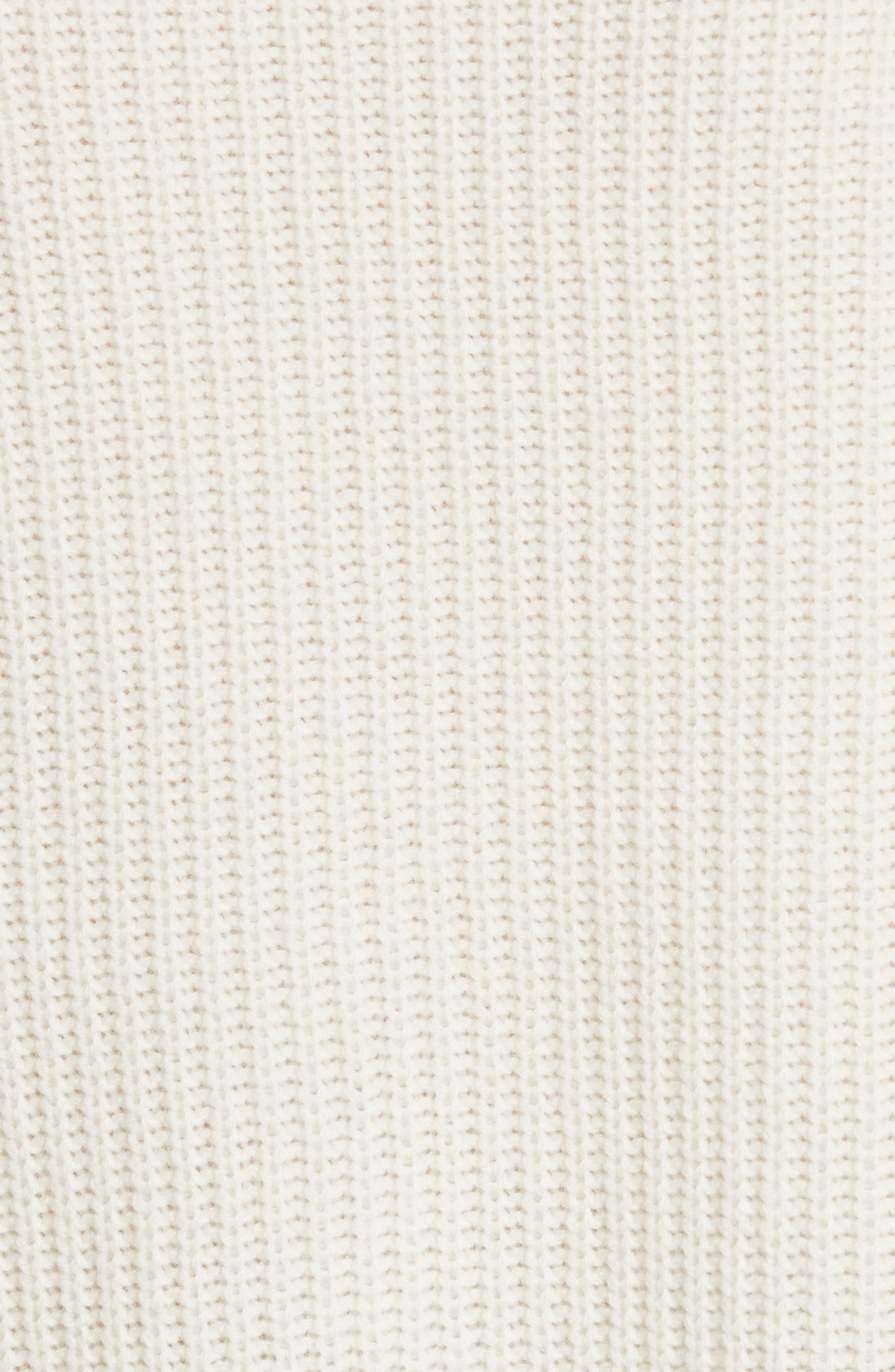 Ingrit Wool & Cashmere Sweater,                             Alternate thumbnail 5, color,                             114