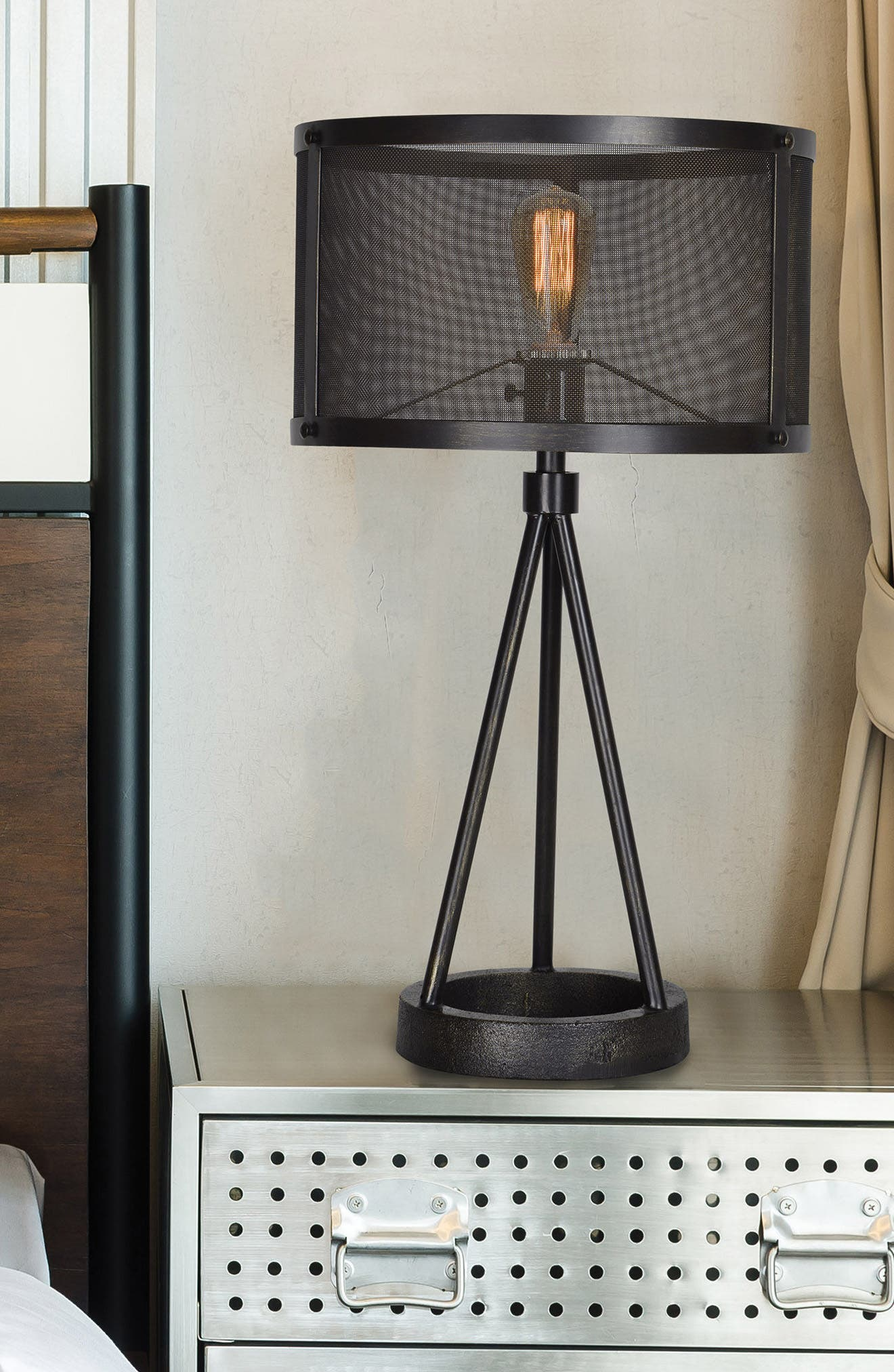 'Livingston' Table Lamp,                             Alternate thumbnail 2, color,