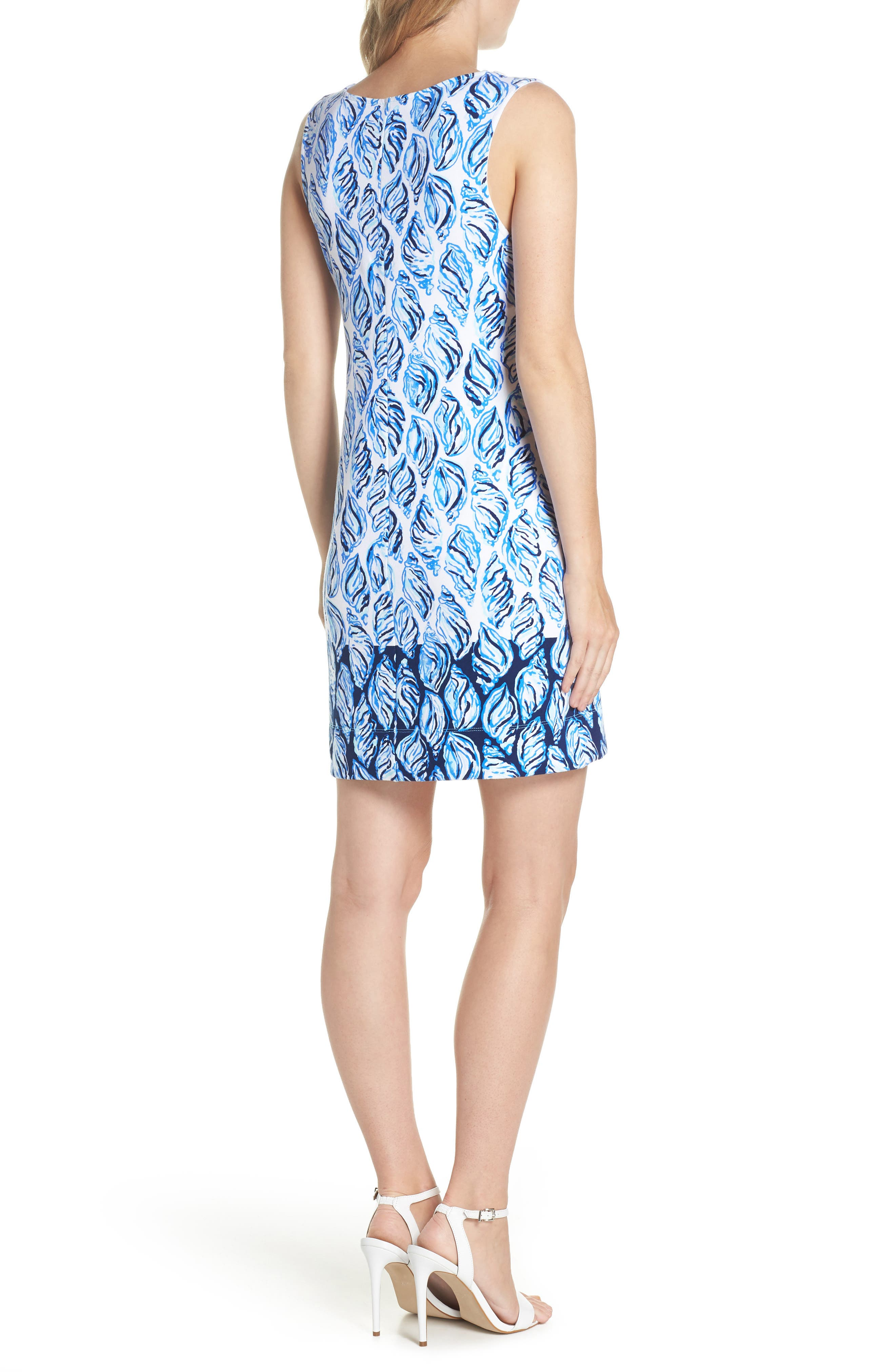 LILLY PULITZER<SUP>®</SUP>,                             Harper Shift Dress,                             Alternate thumbnail 2, color,                             100