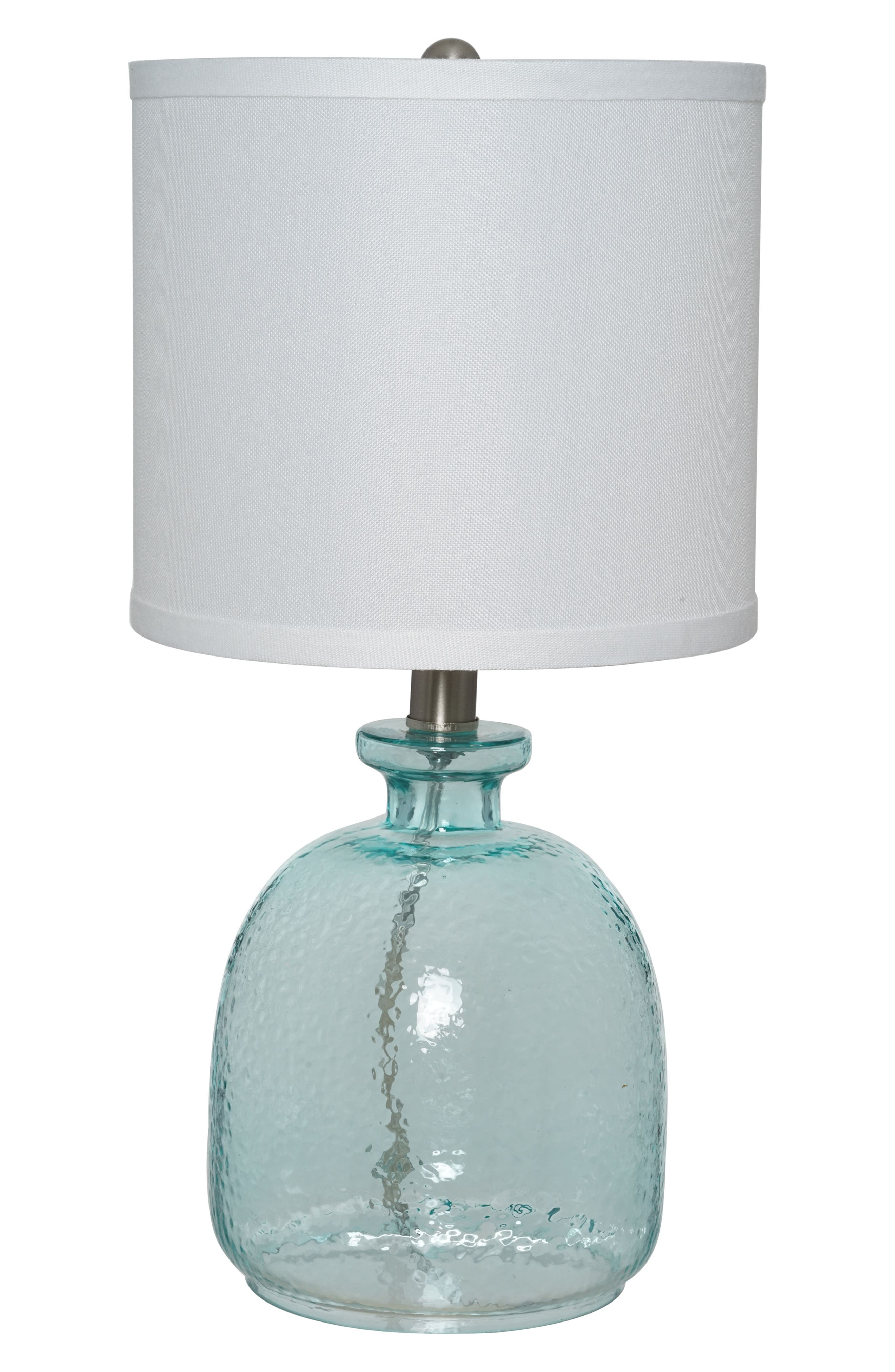 Ocean Glass Accent Lamp,                             Main thumbnail 1, color,                             400