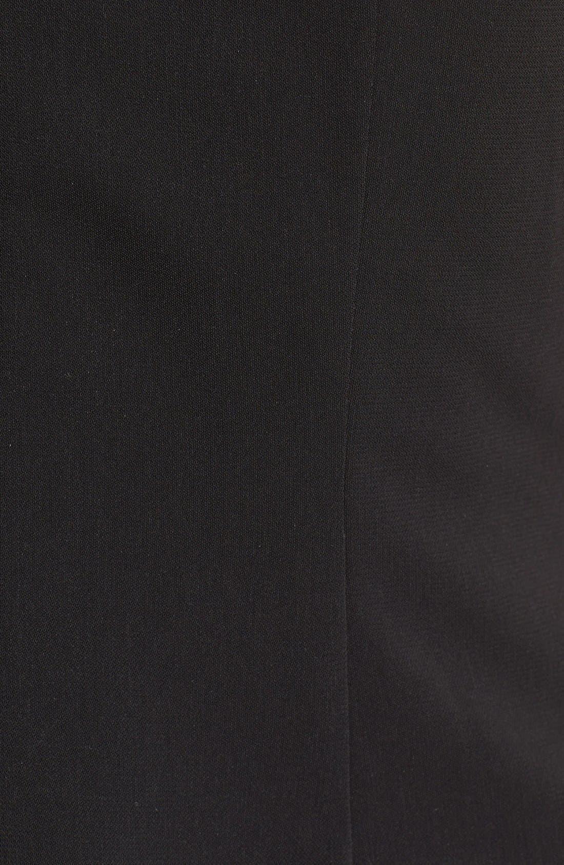 Jay Godfrey 'Witherspoon' Tank Midi Dress,                             Alternate thumbnail 3, color,                             001