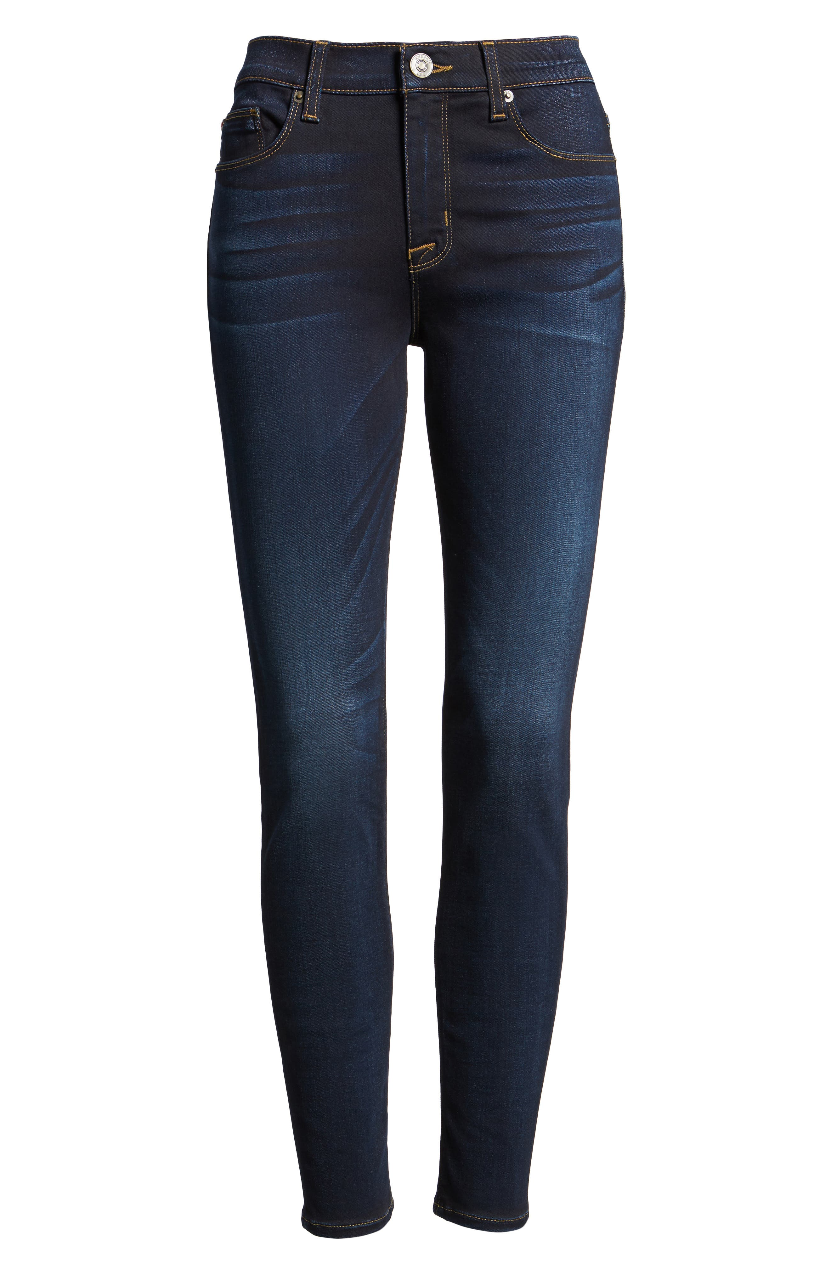 'Nico' Ankle Skinny Jeans,                             Alternate thumbnail 12, color,