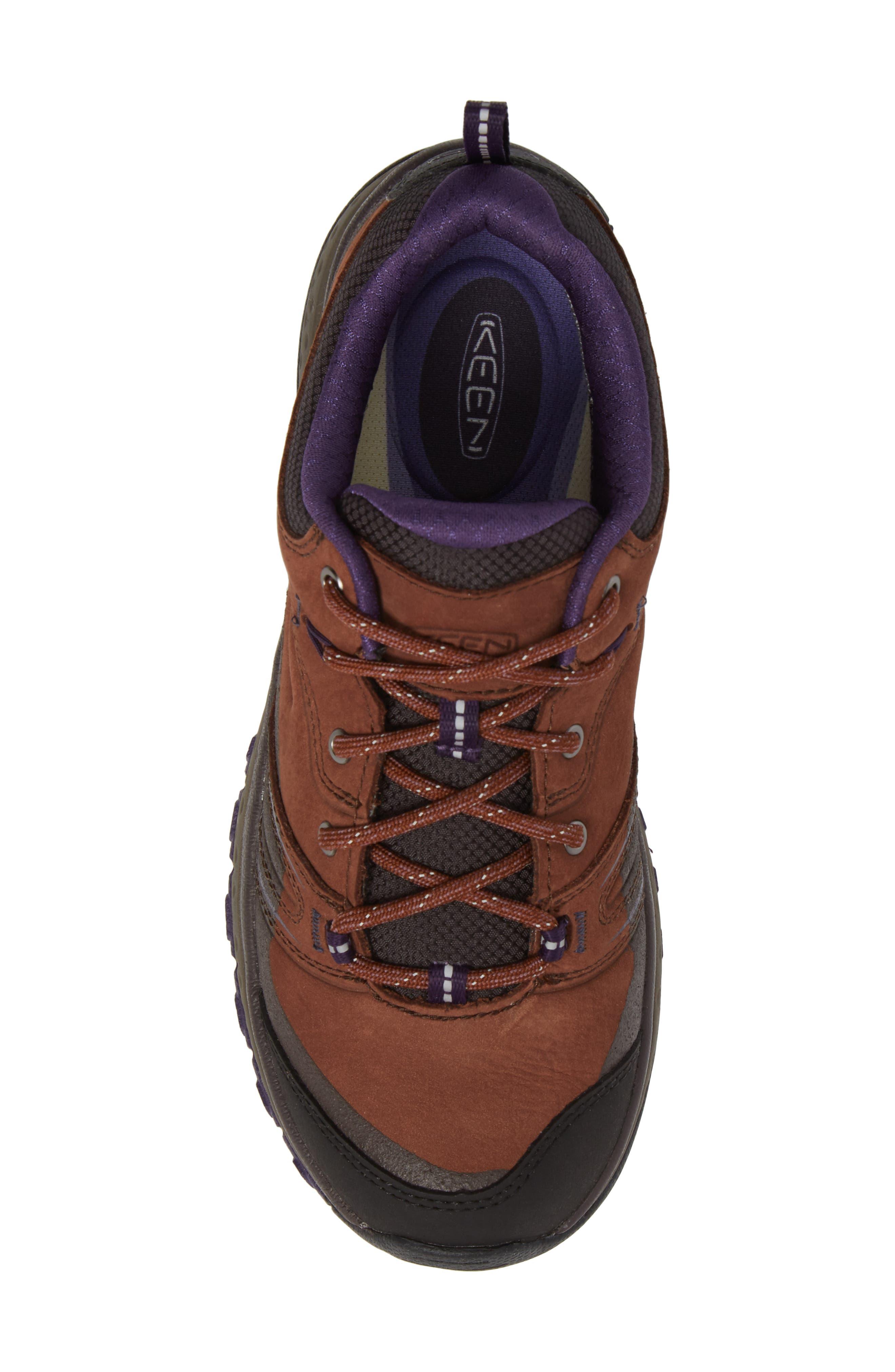 Terradora Waterproof Hiking Shoe,                             Alternate thumbnail 15, color,