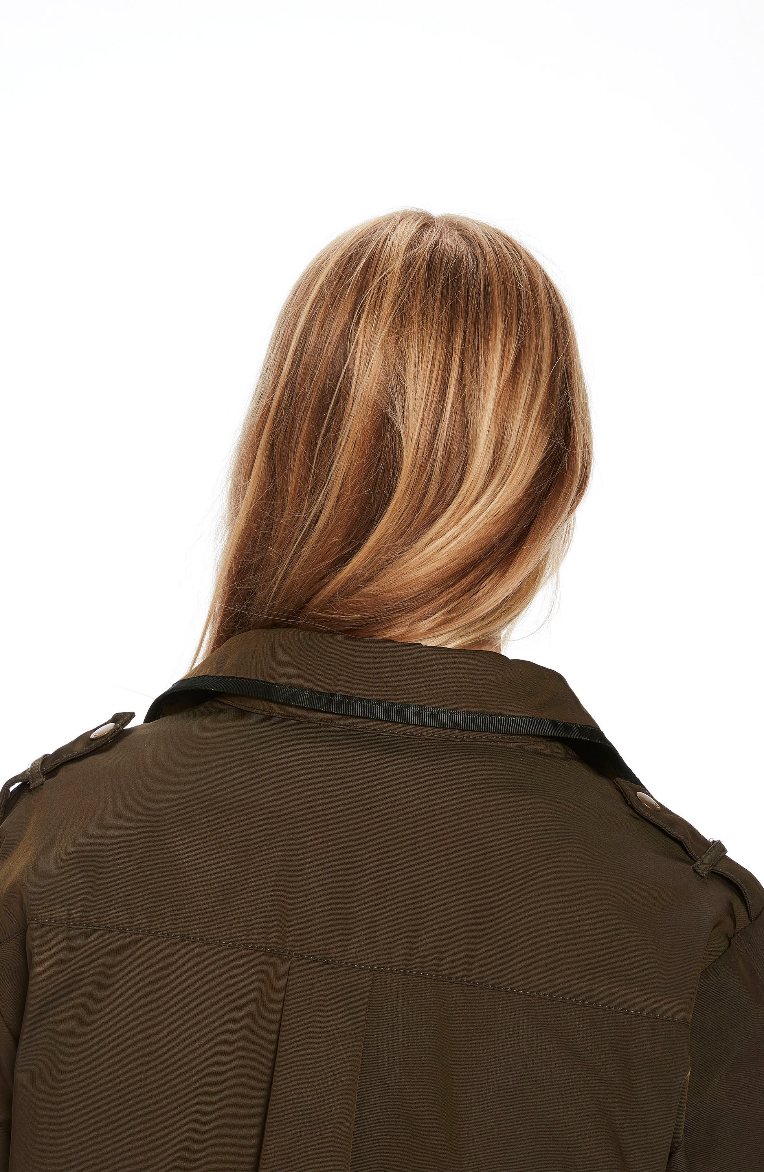 Boxy Double Breasted Jacket,                             Alternate thumbnail 3, color,                             301