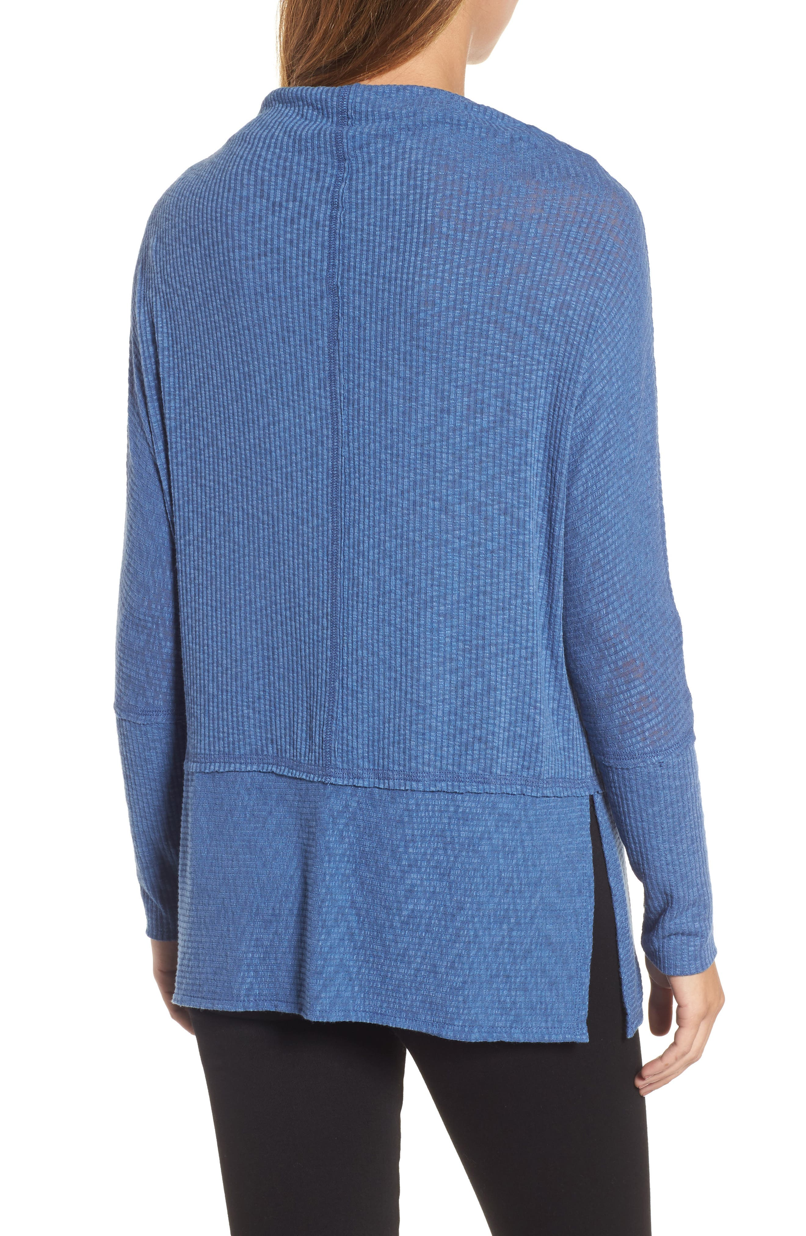 Convertible Wide Neck Top,                             Alternate thumbnail 9, color,